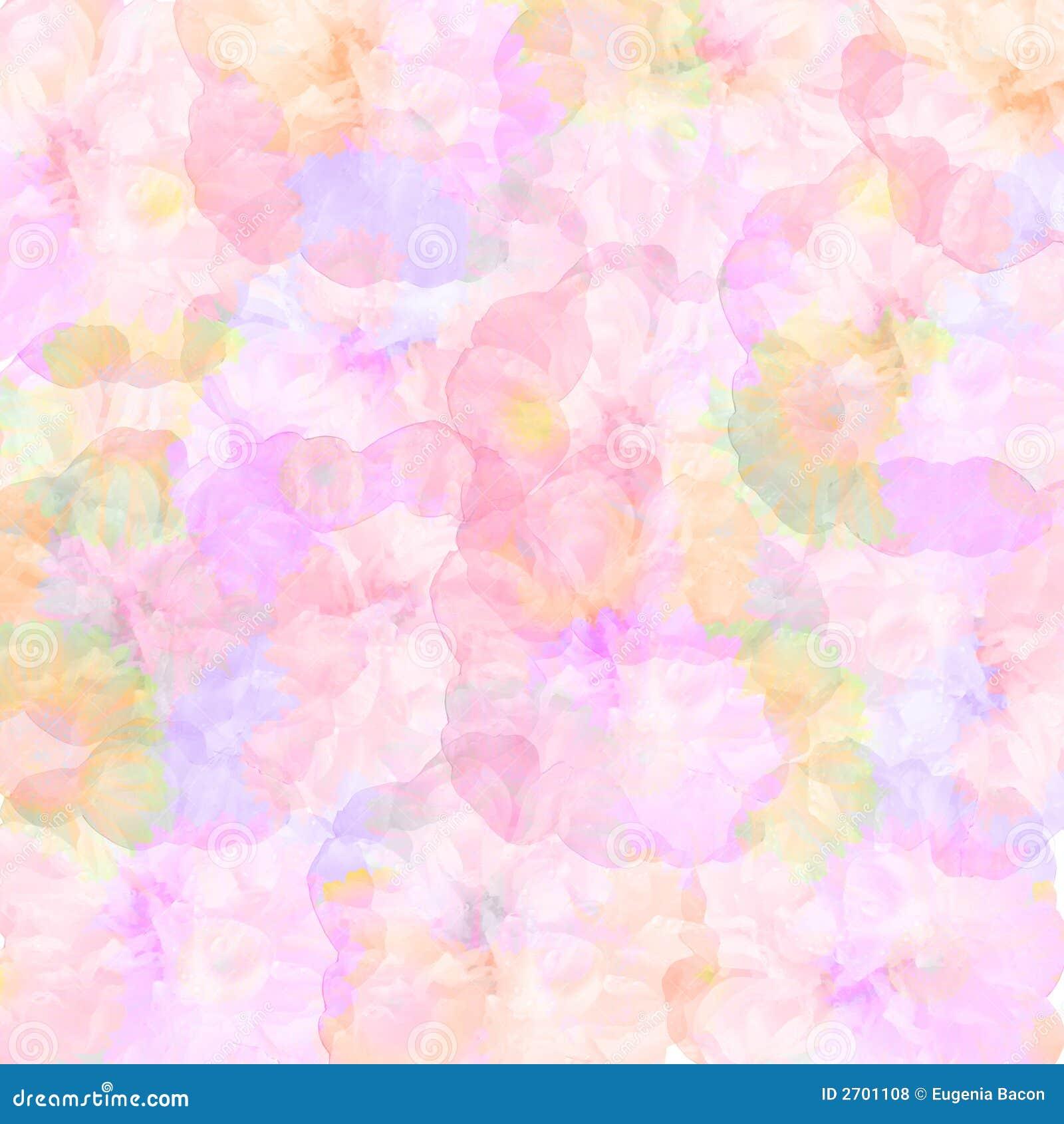 soft rainbow coloured roses royalty free stock photos