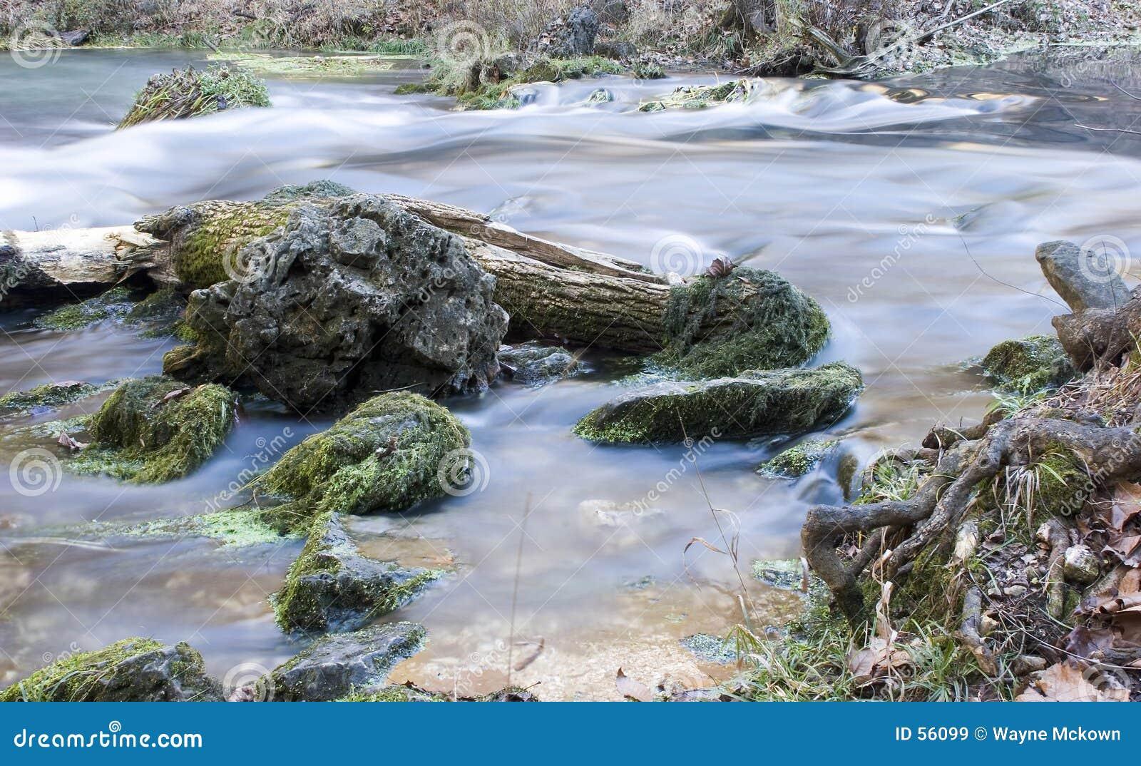 flowing Water, stream