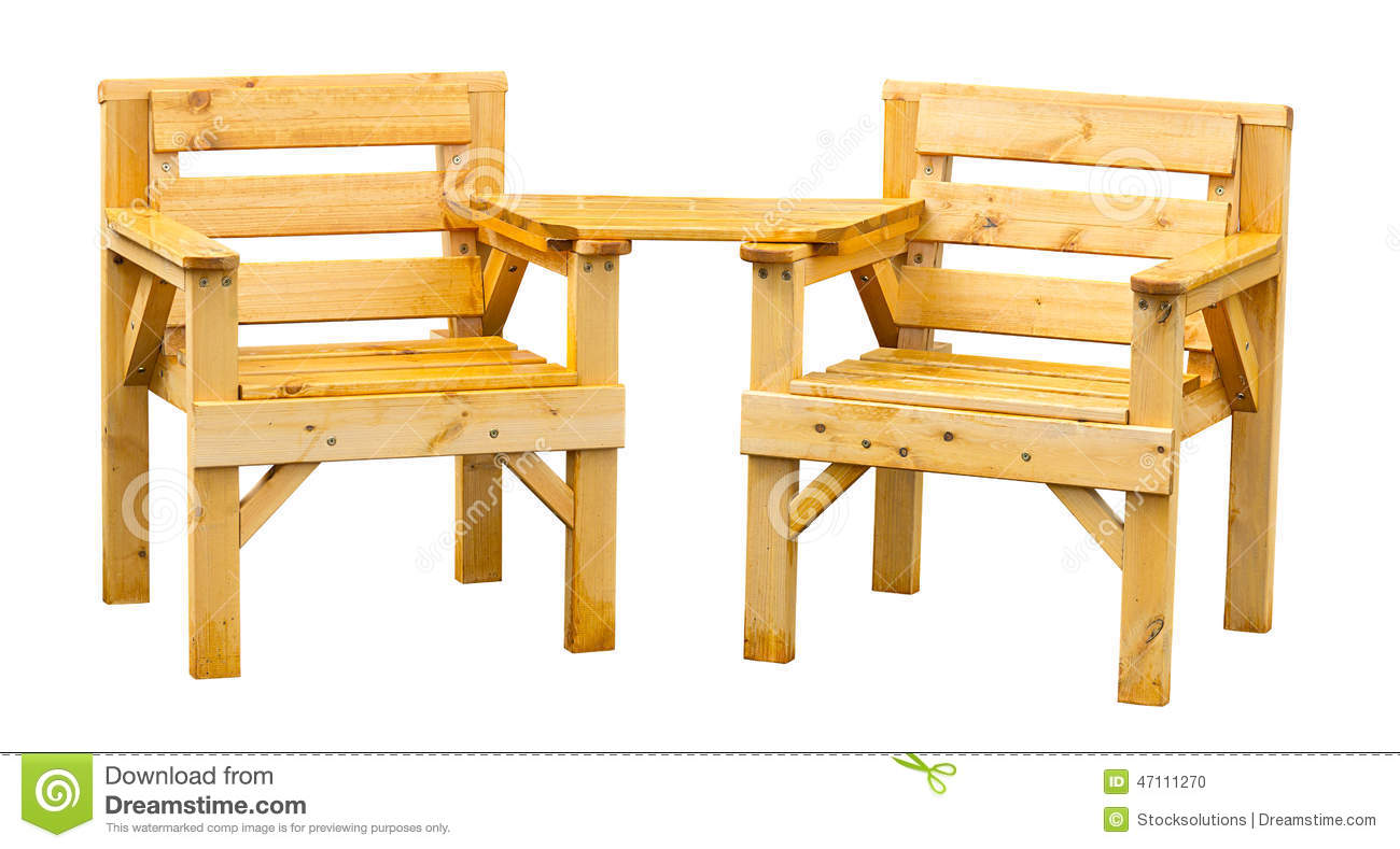 Royalty Free Stock Photo. Download Soft Wood Garden Furniture ... Part 9