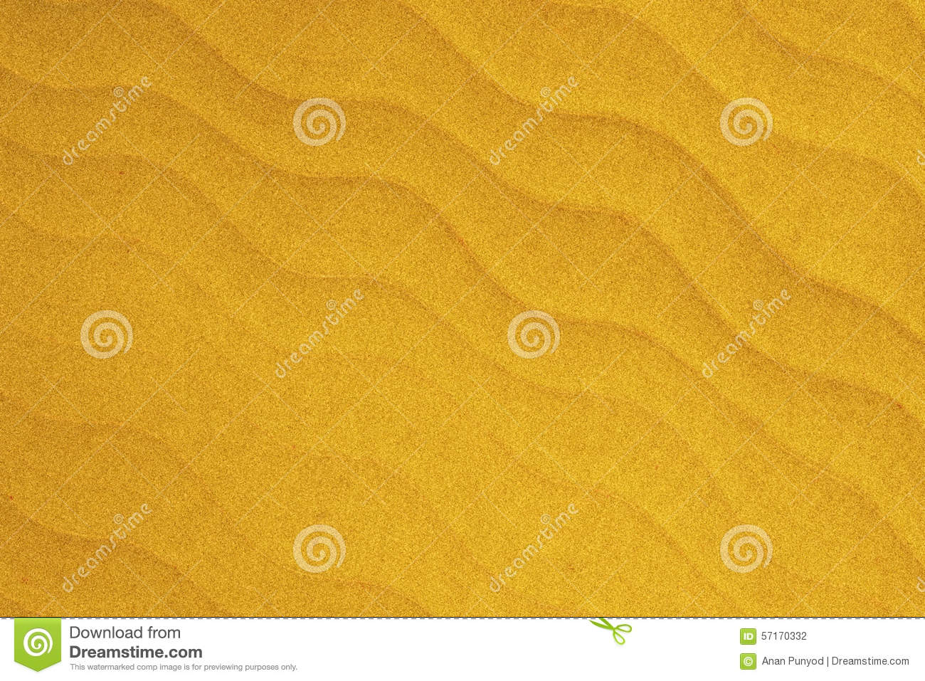 Soft yellow wave is like Beach sand texture abstract background