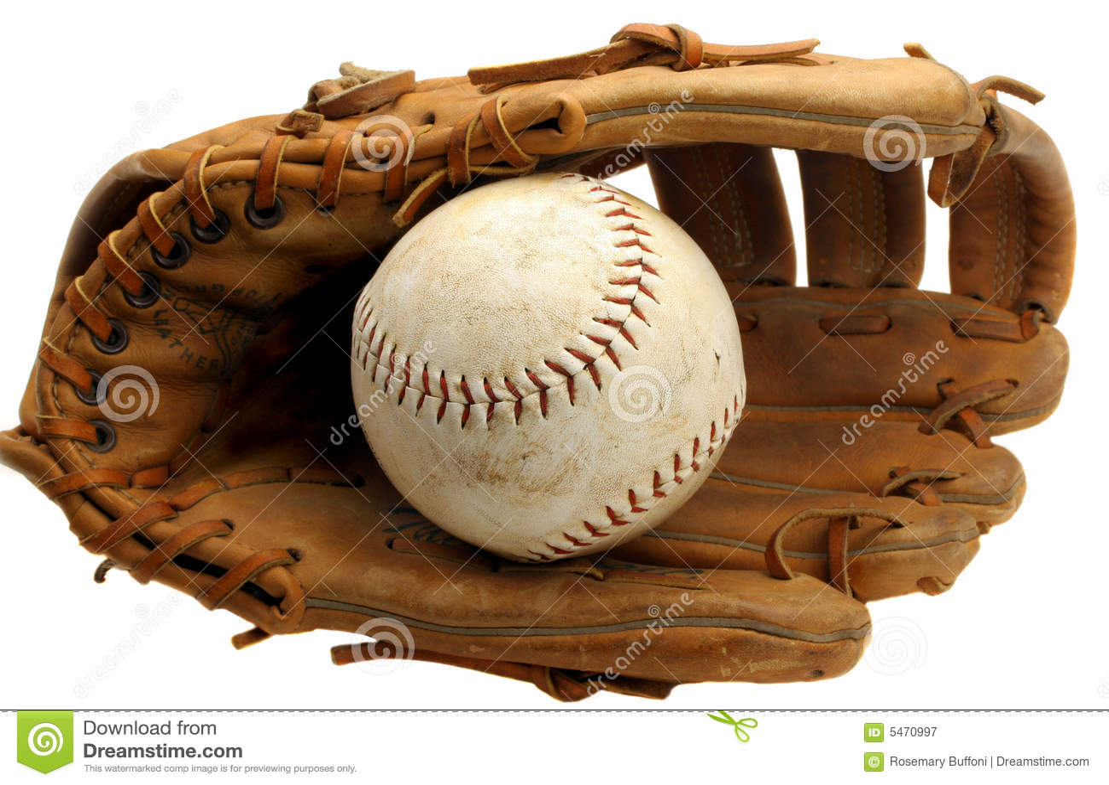 Softball γαντιών πυγμαχίας μπέιζ-μπώλ