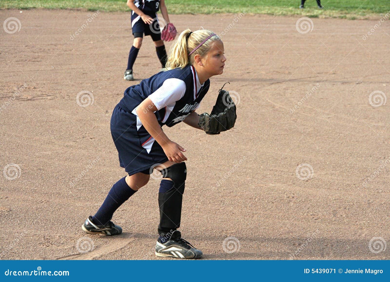 Softball gracza