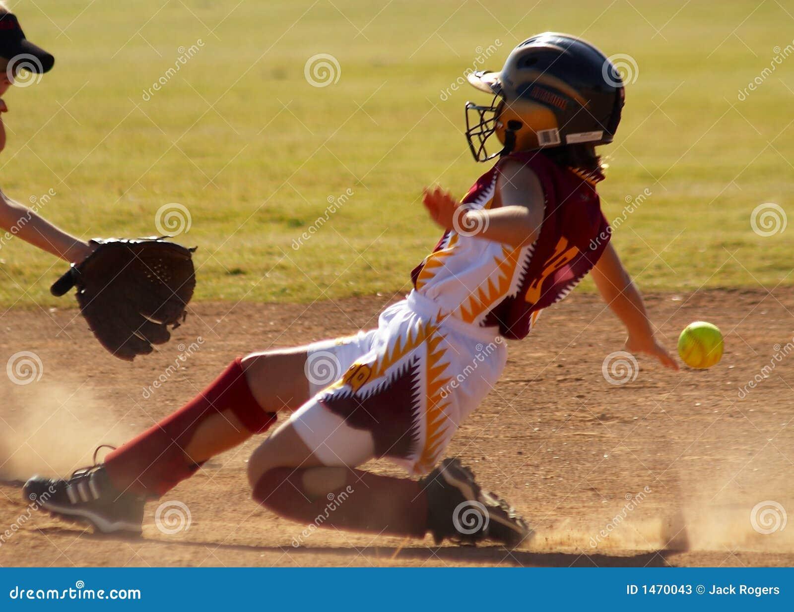 Softballa gracza ja target195_0_