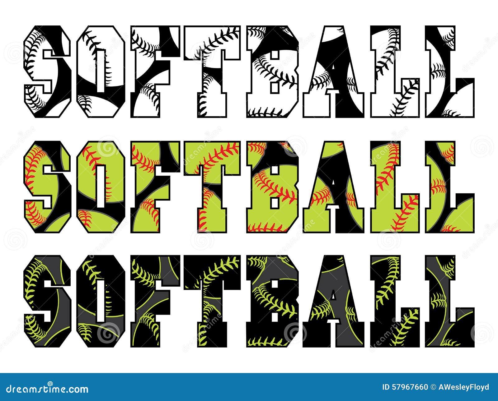 Softballa tekst Z softballami