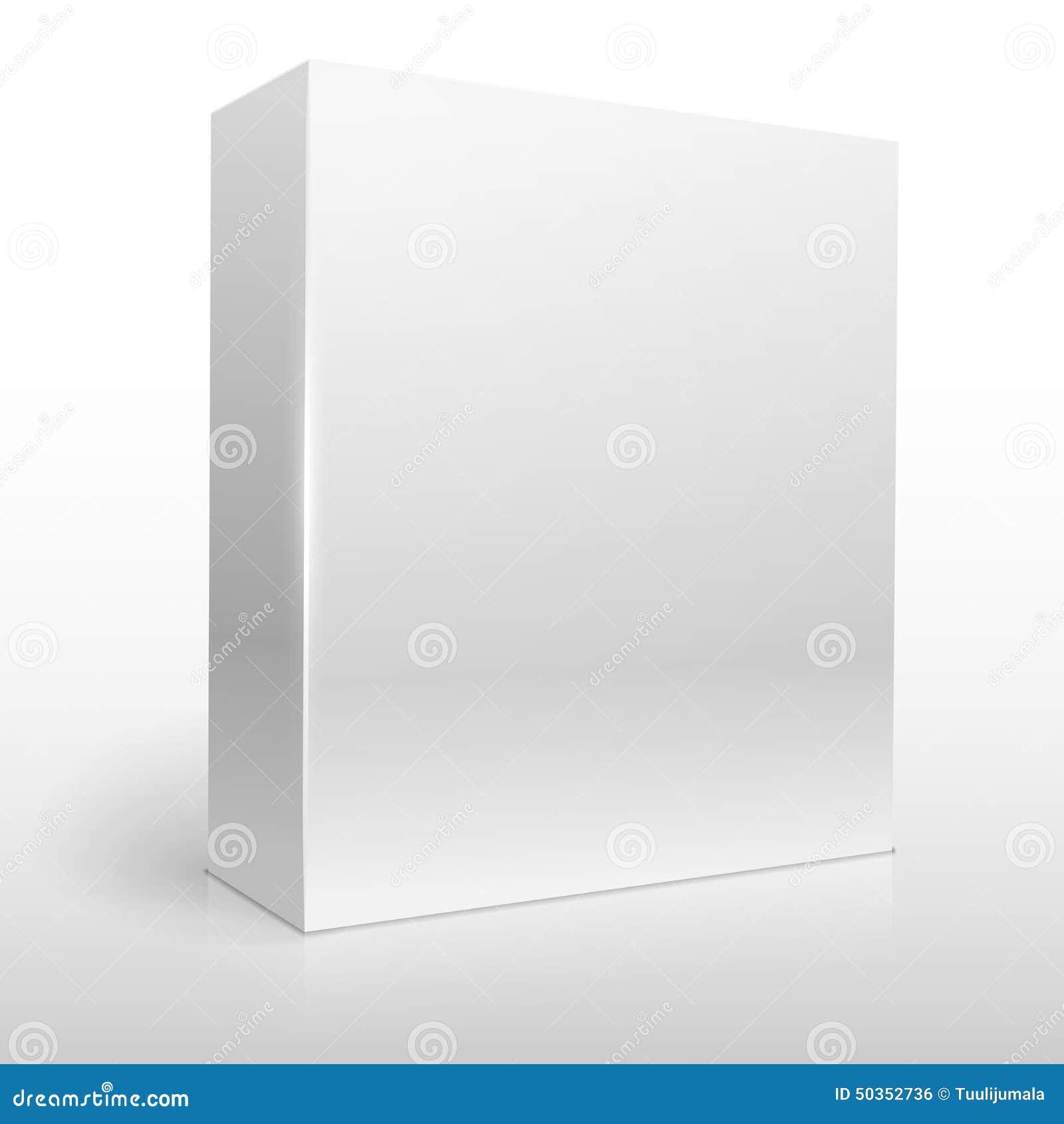 Software Box Stock Vector. Illustration Of Cardboard