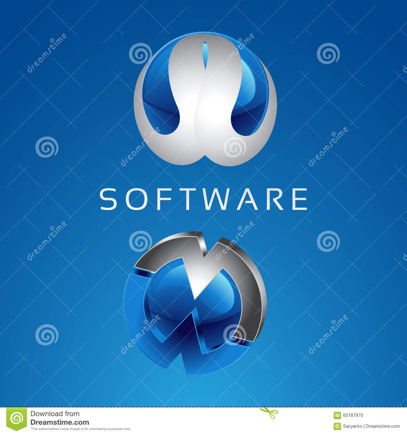 Software Stock Vector Image 60181870: vector image software