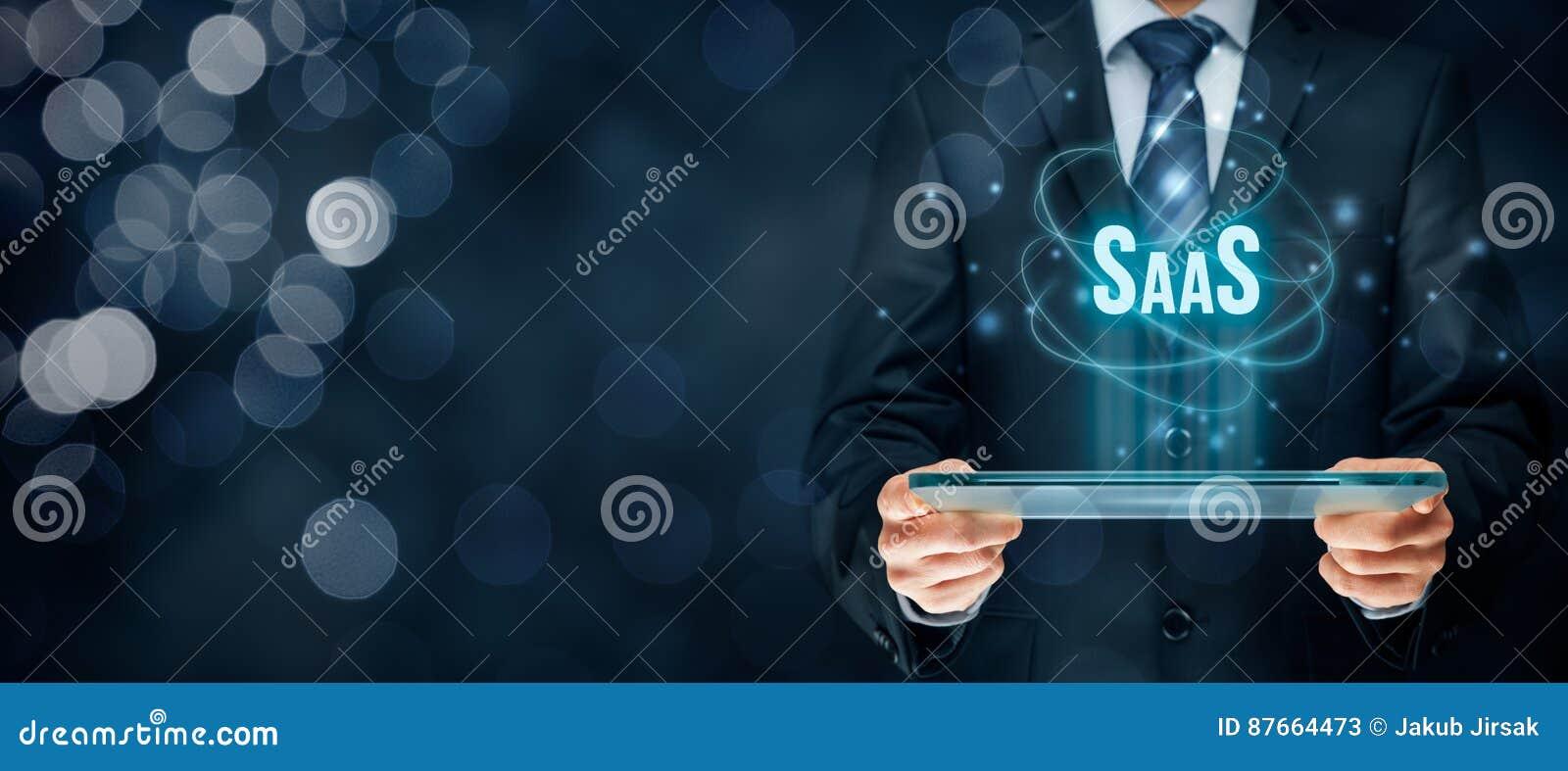 Software como um serviço SaaS