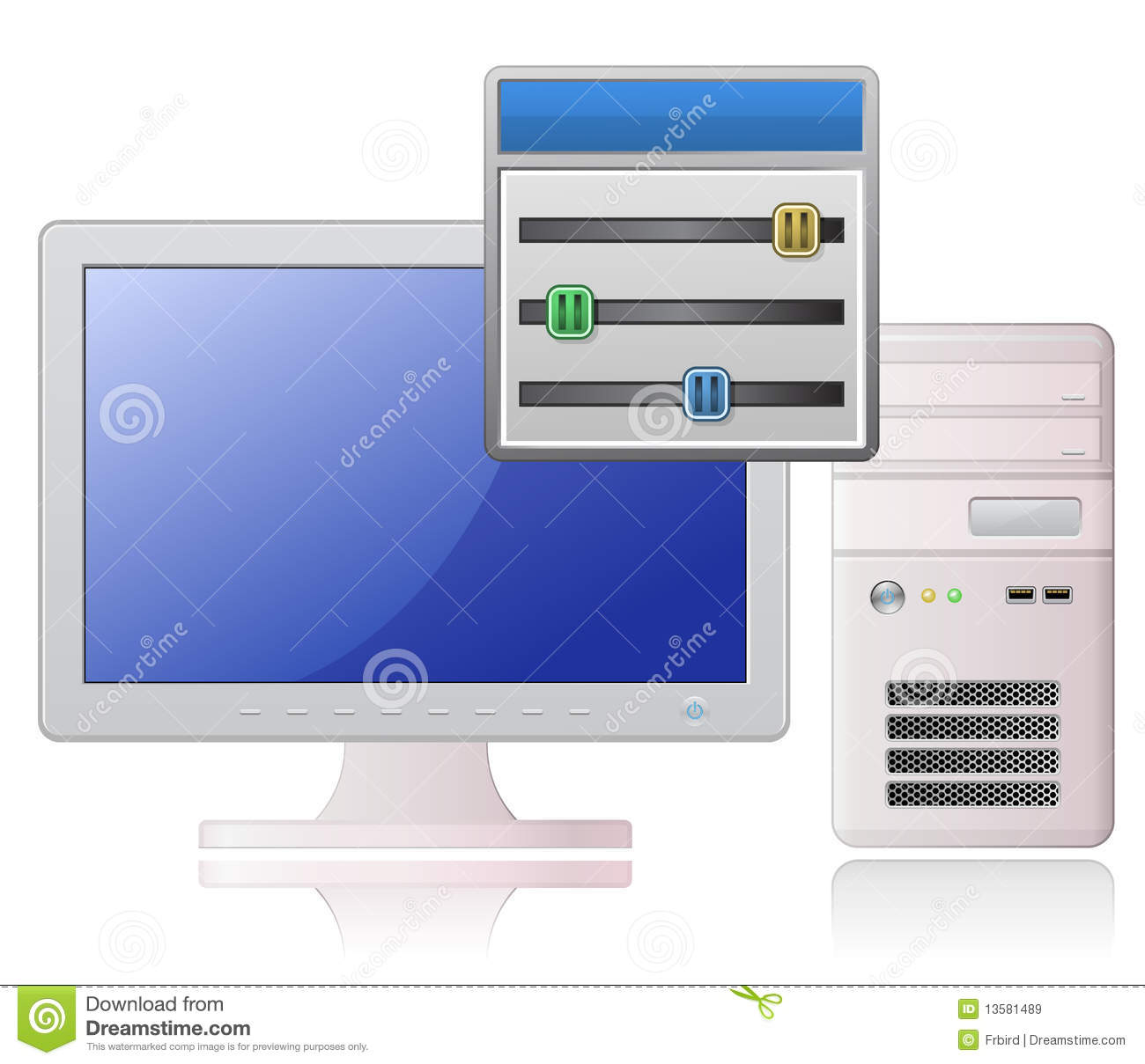 Software Control Panel Icon