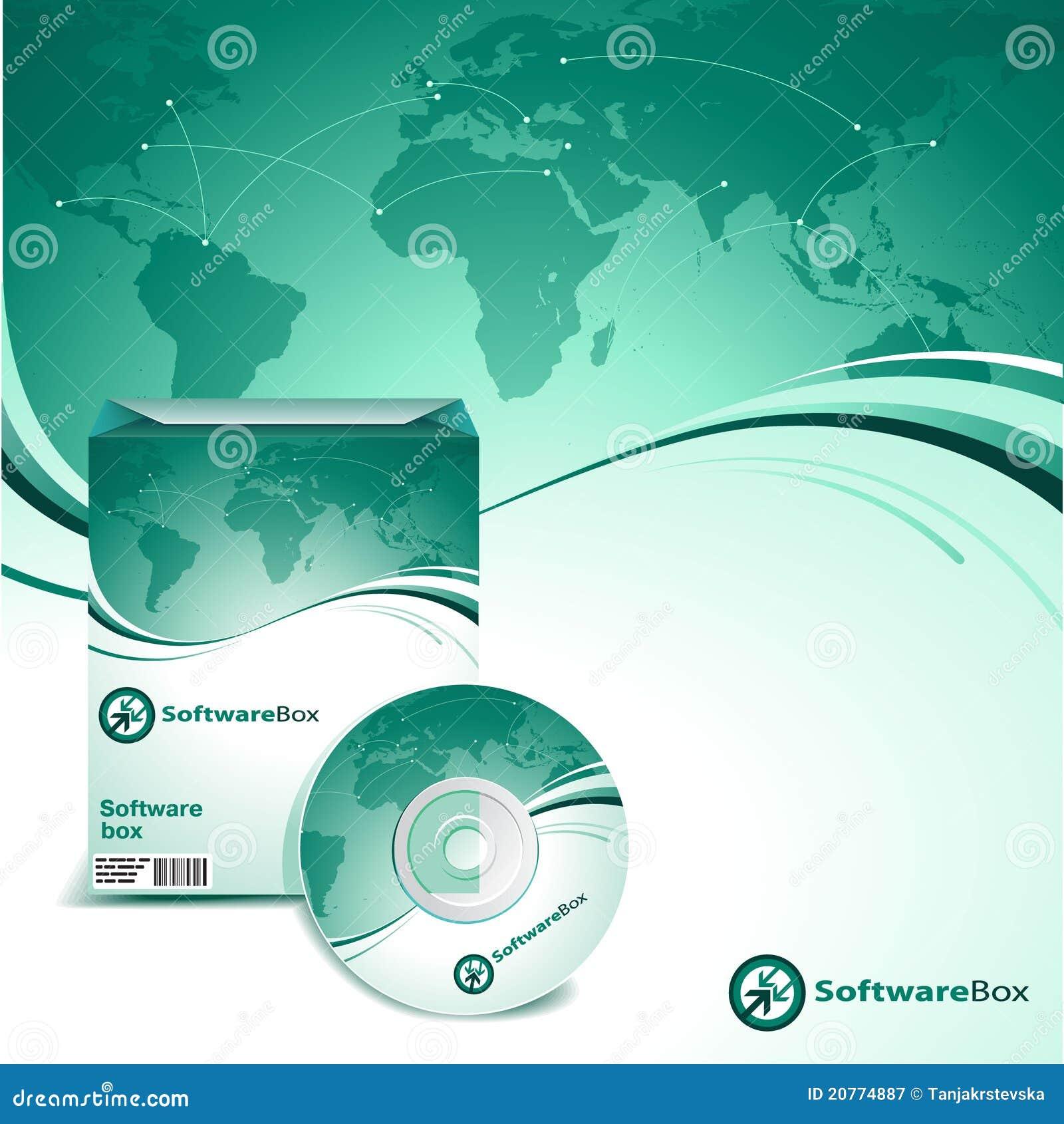Software-Kasten