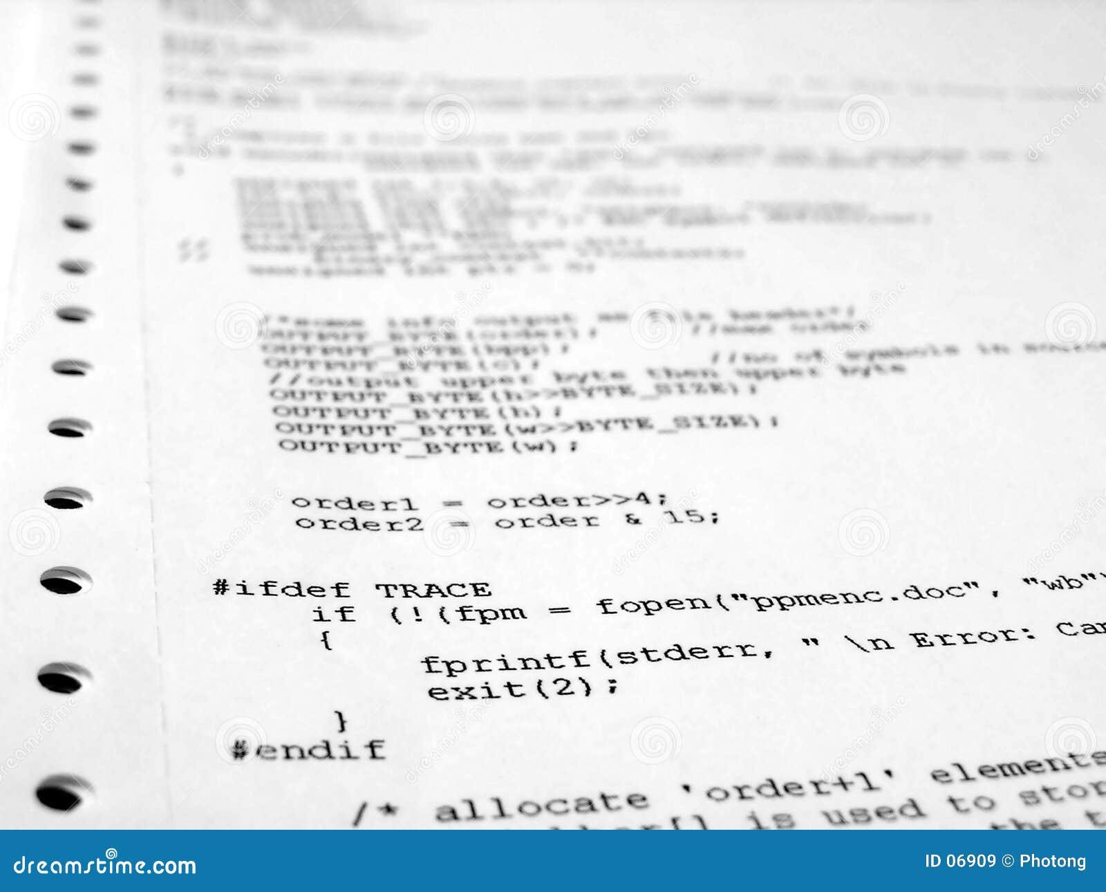 Software program