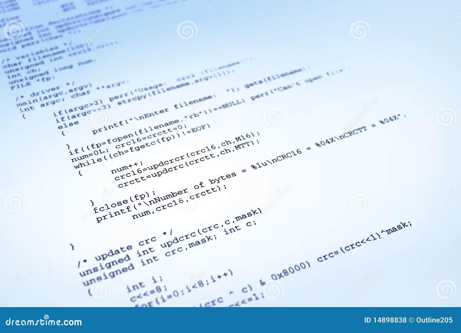 program backgrounds