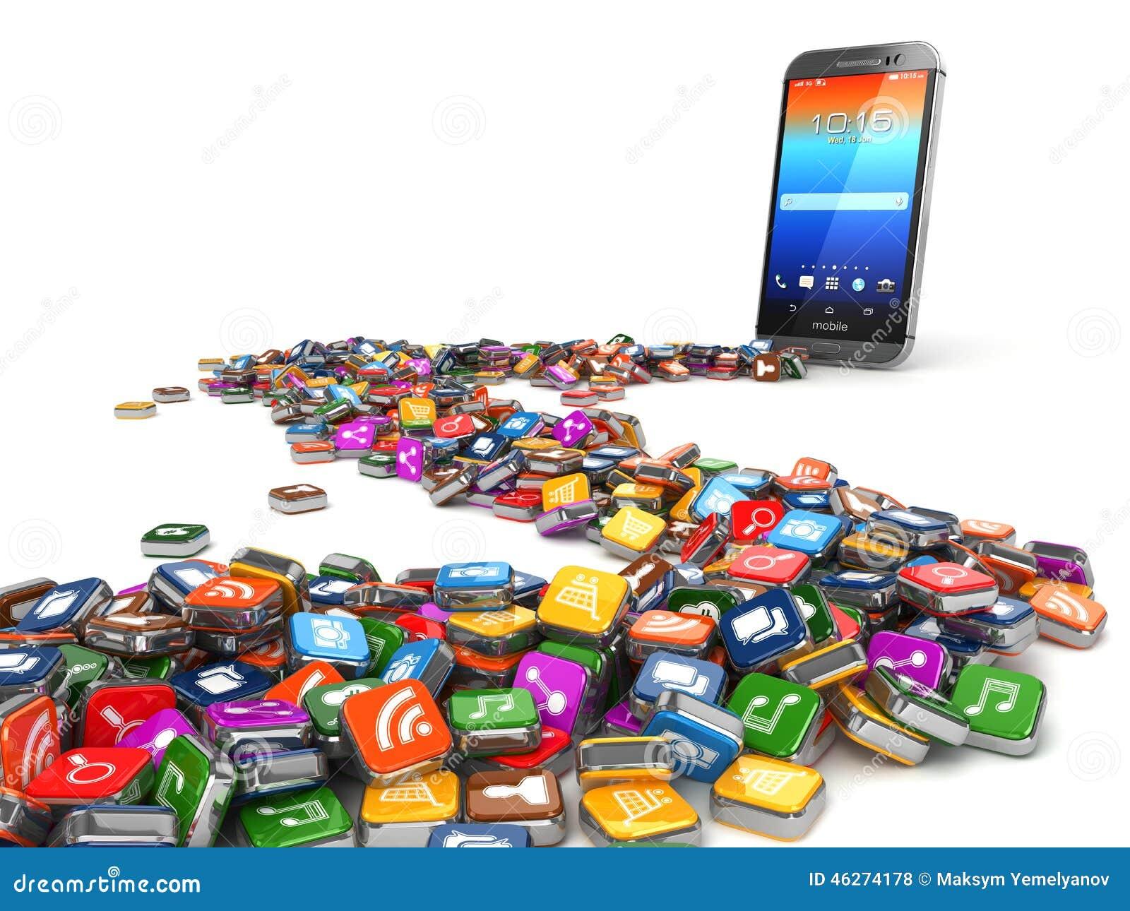 28+ Stock Phone App Wallpapers
