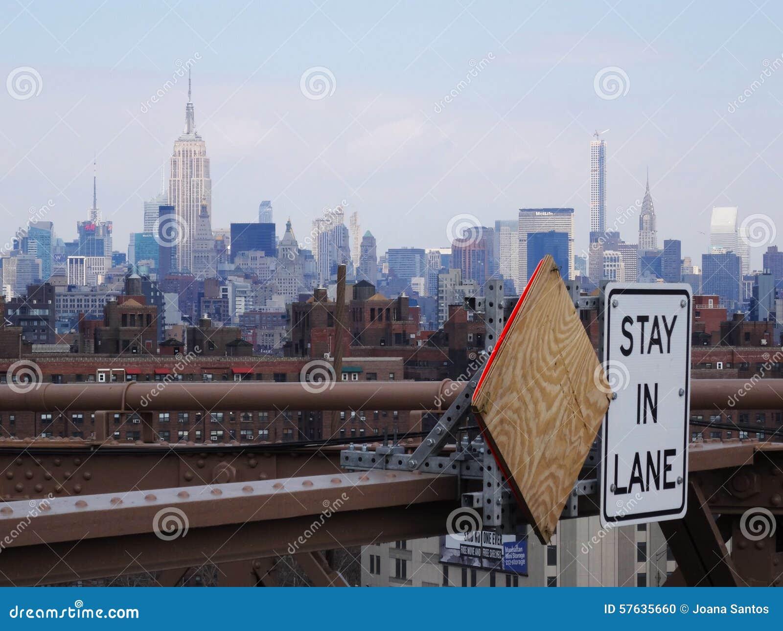 Soggiorno In Vicolo, New York Immagine Editoriale - Immagine di ...