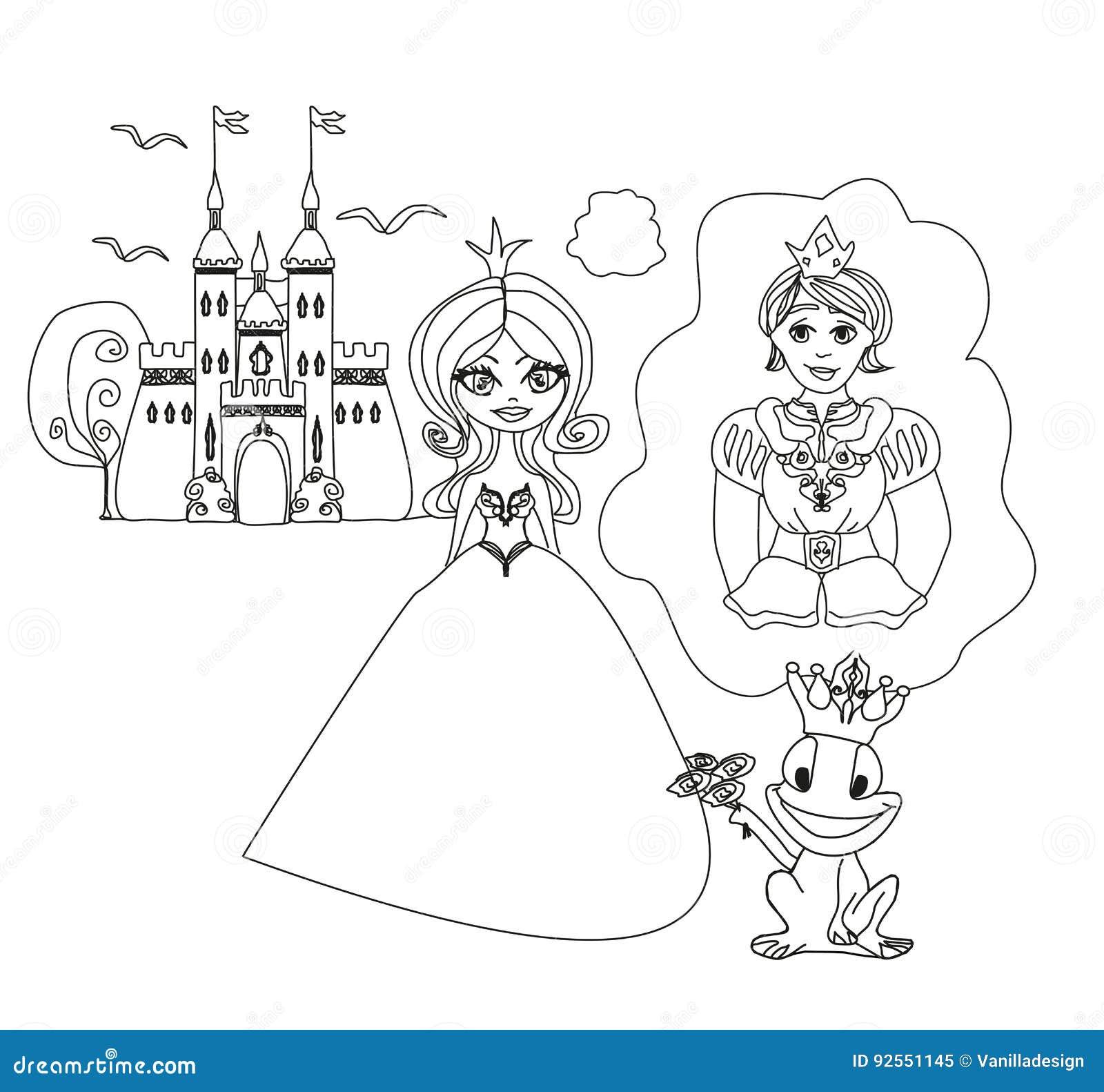 Sogni di principessa di un principe