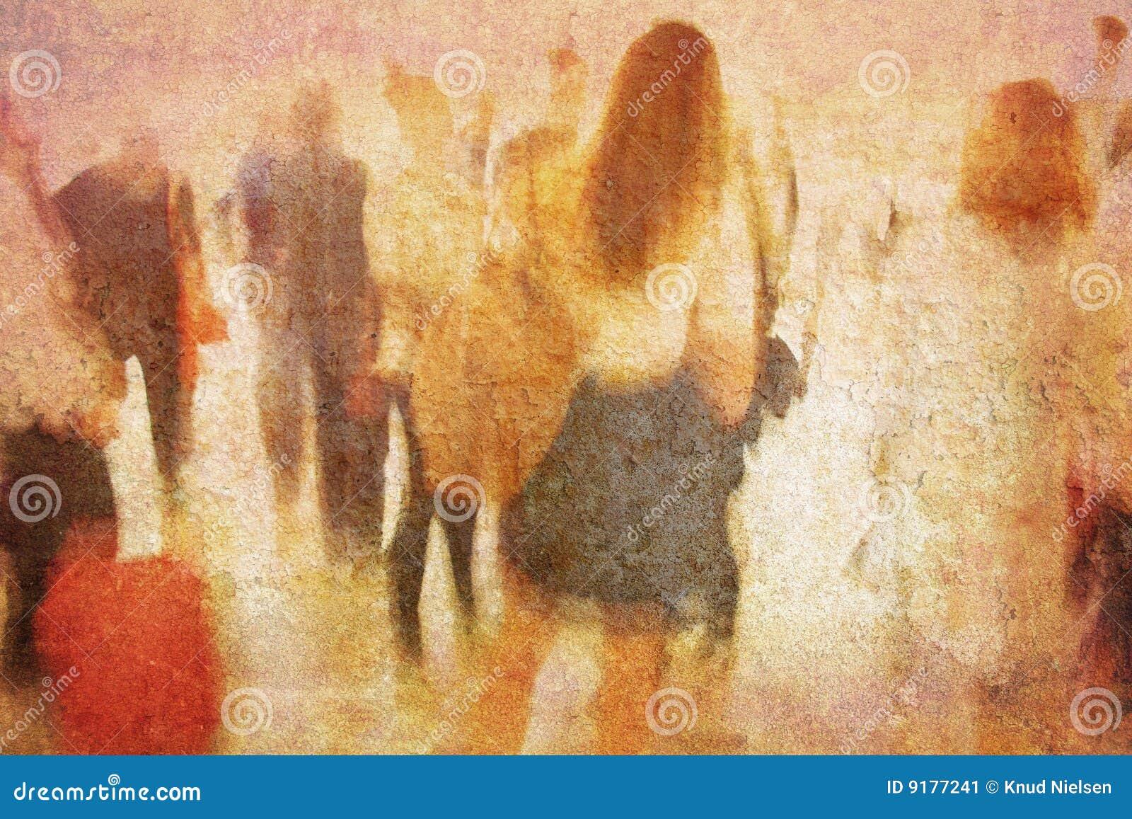 Sogno di una ragazza immagine stock immagine 9177241 - Colorazione immagine di una ragazza ...