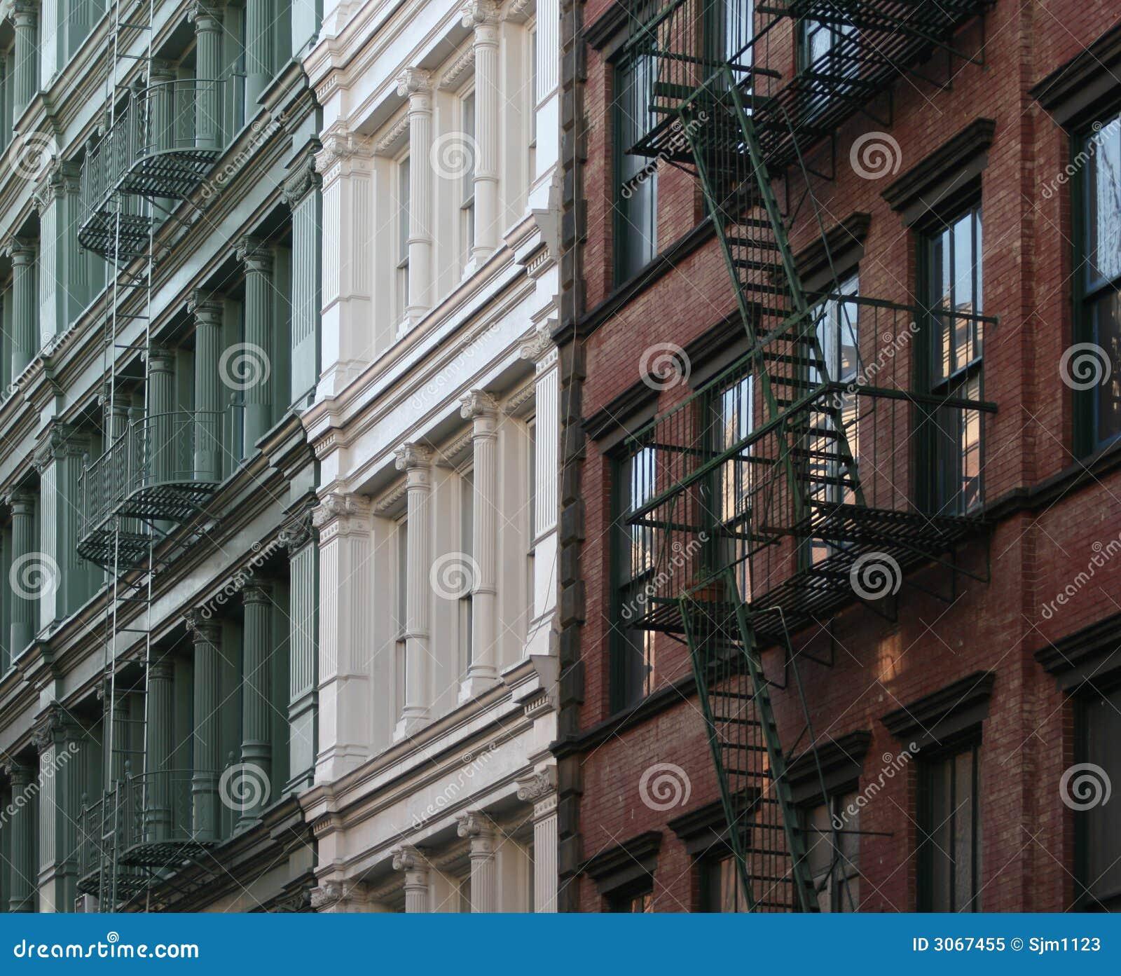 Soho зданий
