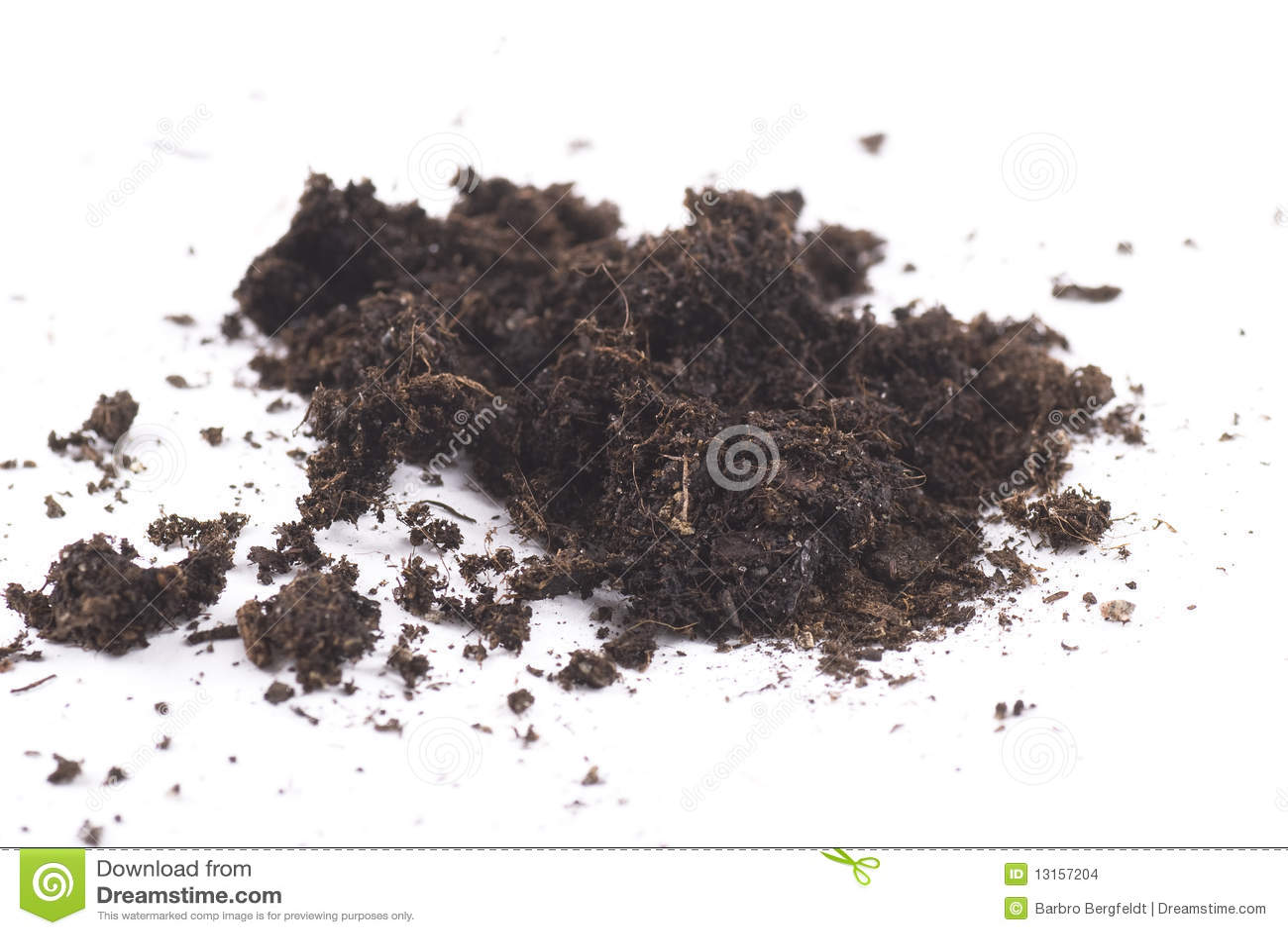 Soil stock images image 13157204 for Organic compost soil