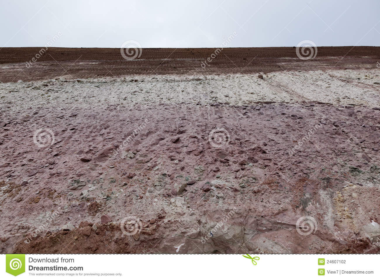What Are Soil Minerals Of Soil Stock Photography Image 24607102