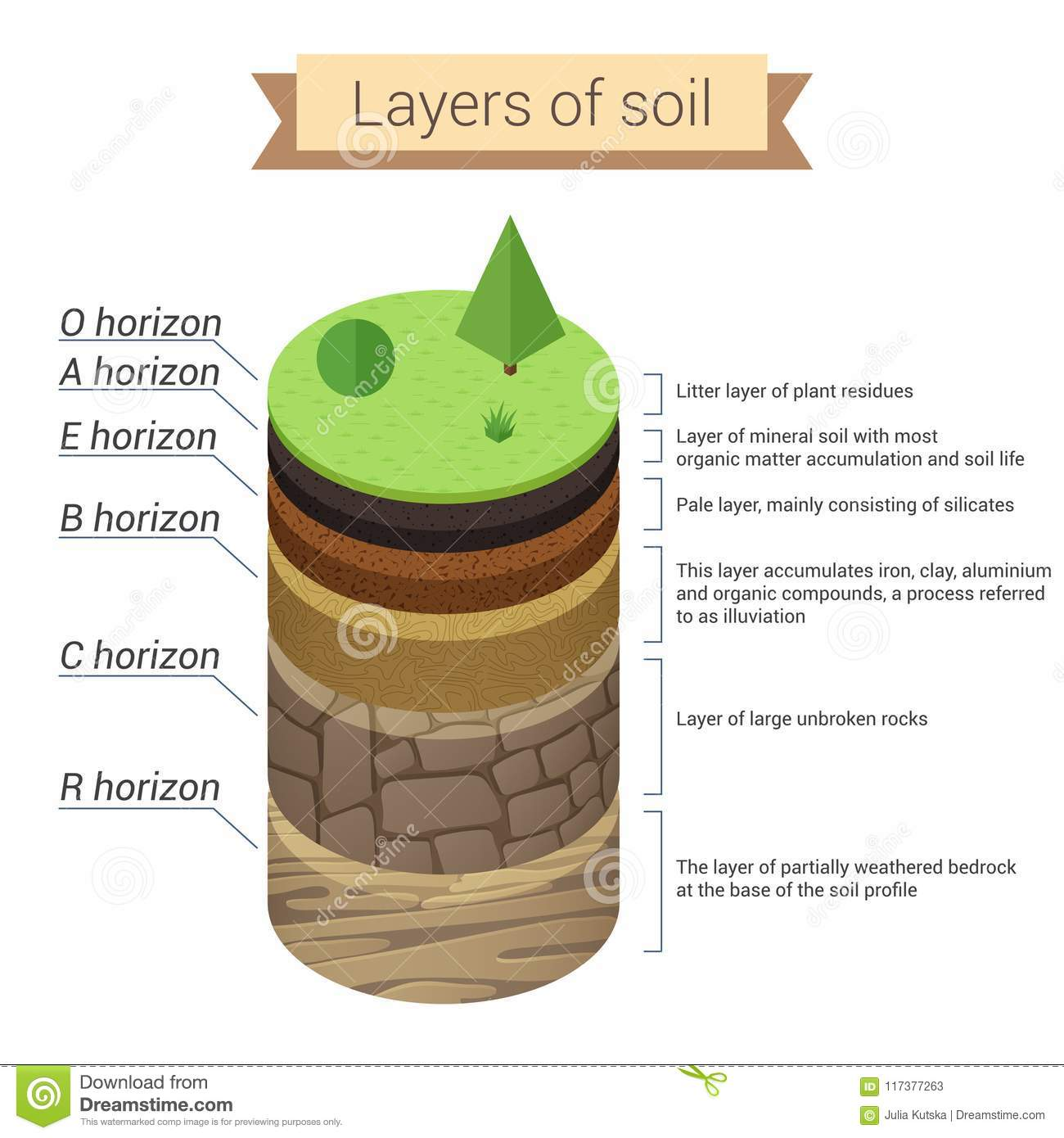 Soil layers soil is a mixture of plant residue and fine mineral soil is a mixture of plant residue and fine mineral particles ccuart Image collections