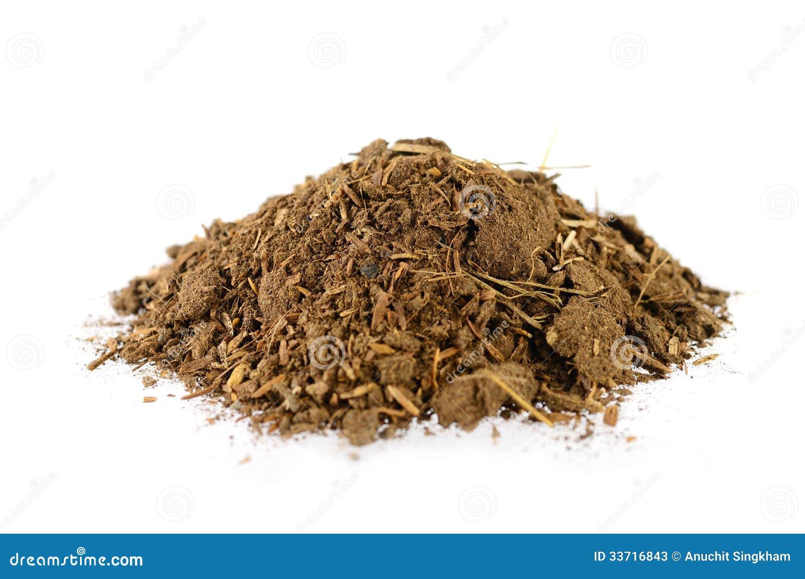 Soil organic compost fertilizer for plantation stock for Organic compost soil
