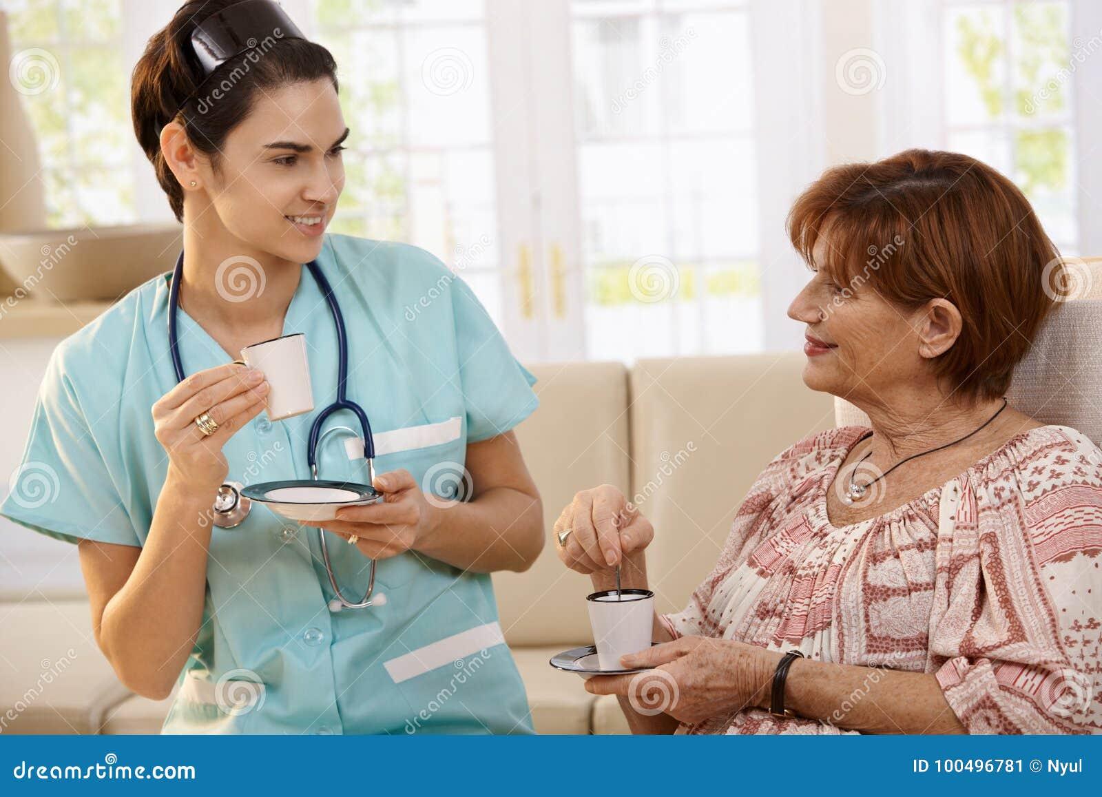 Soins de santé à la maison