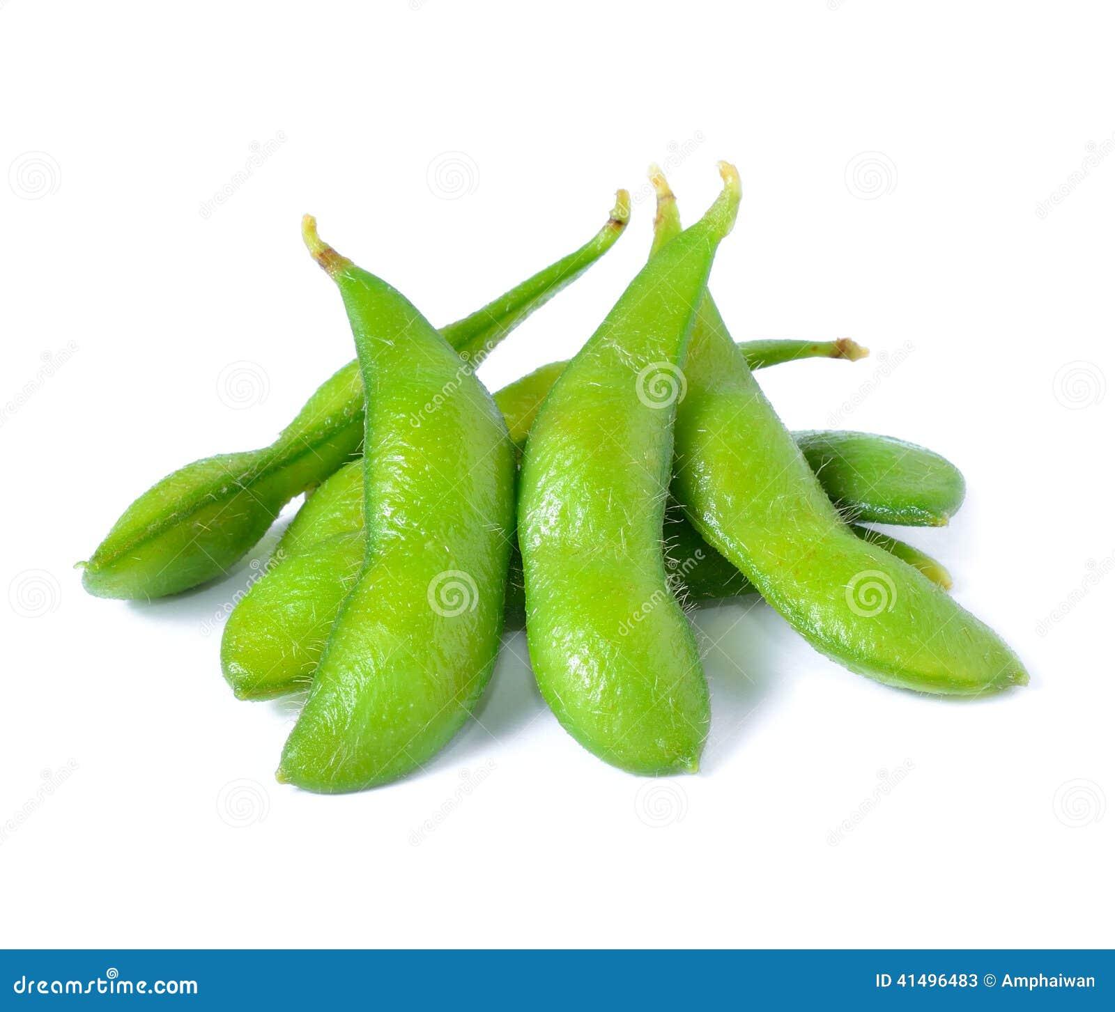 Sojas verdes