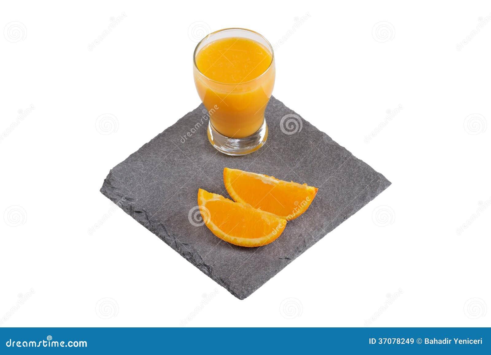 Download Sok Pomarańczowy obraz stock. Obraz złożonej z kopia - 37078249