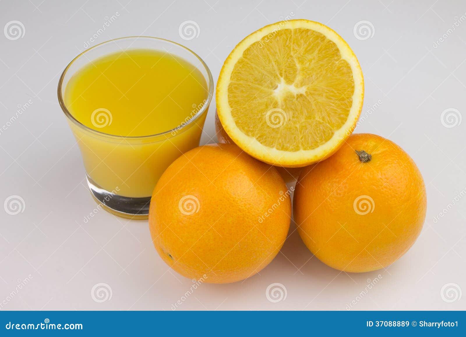 Download Sok pomarańczowy obraz stock. Obraz złożonej z owoc, lato - 37088889
