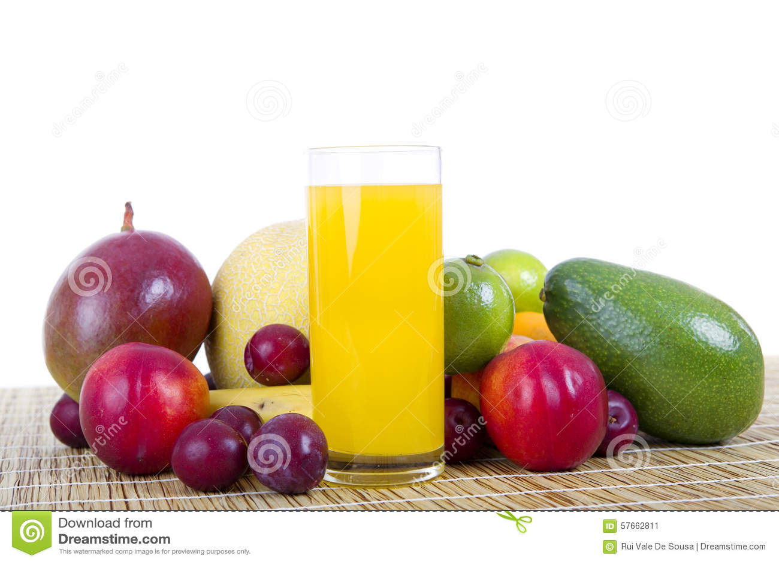 Sok z owoców