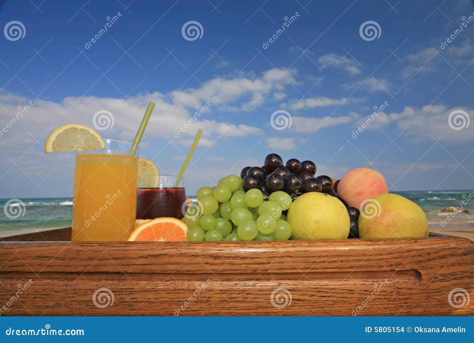 Soki owoców