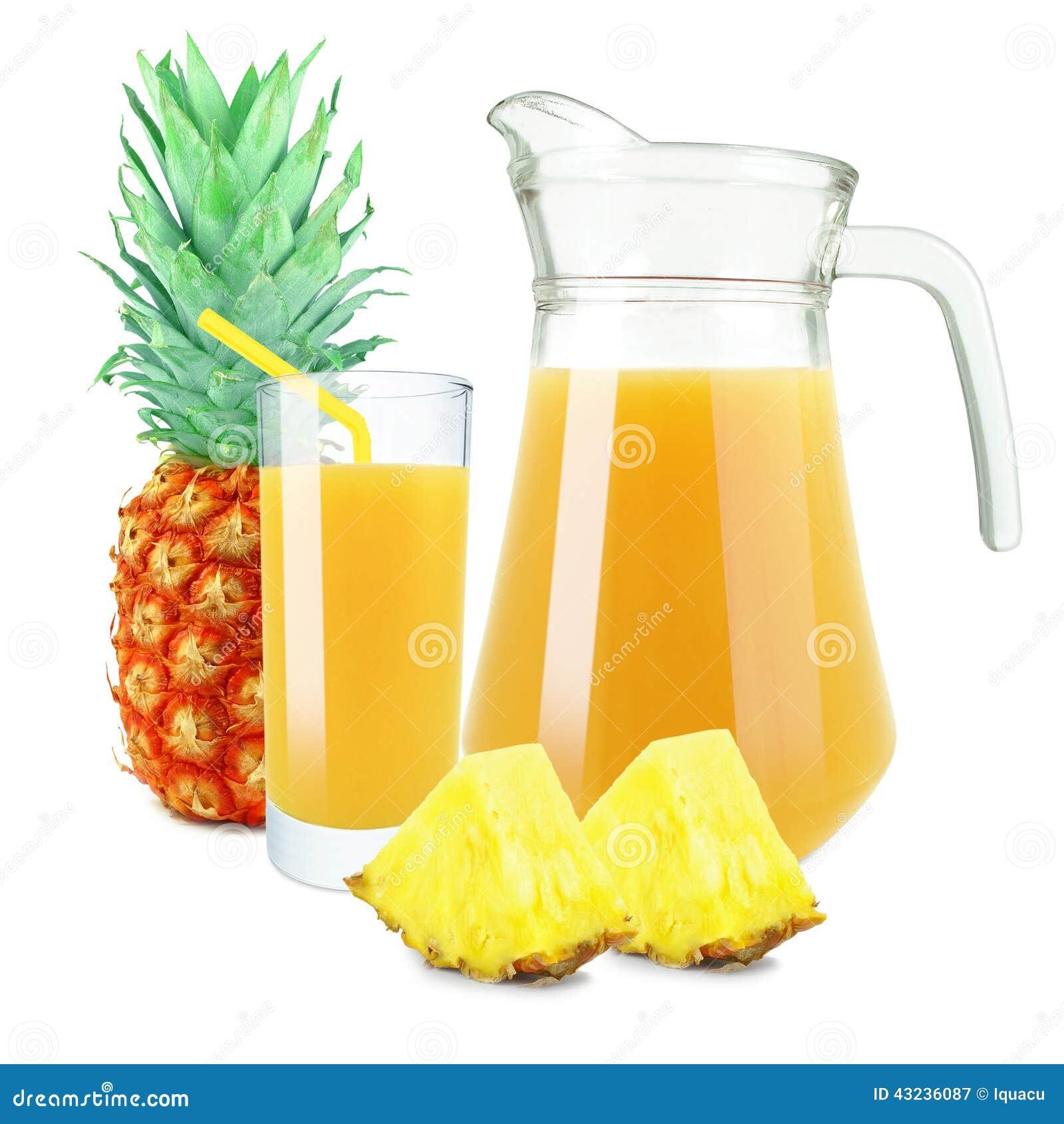 Soku świeży ananas