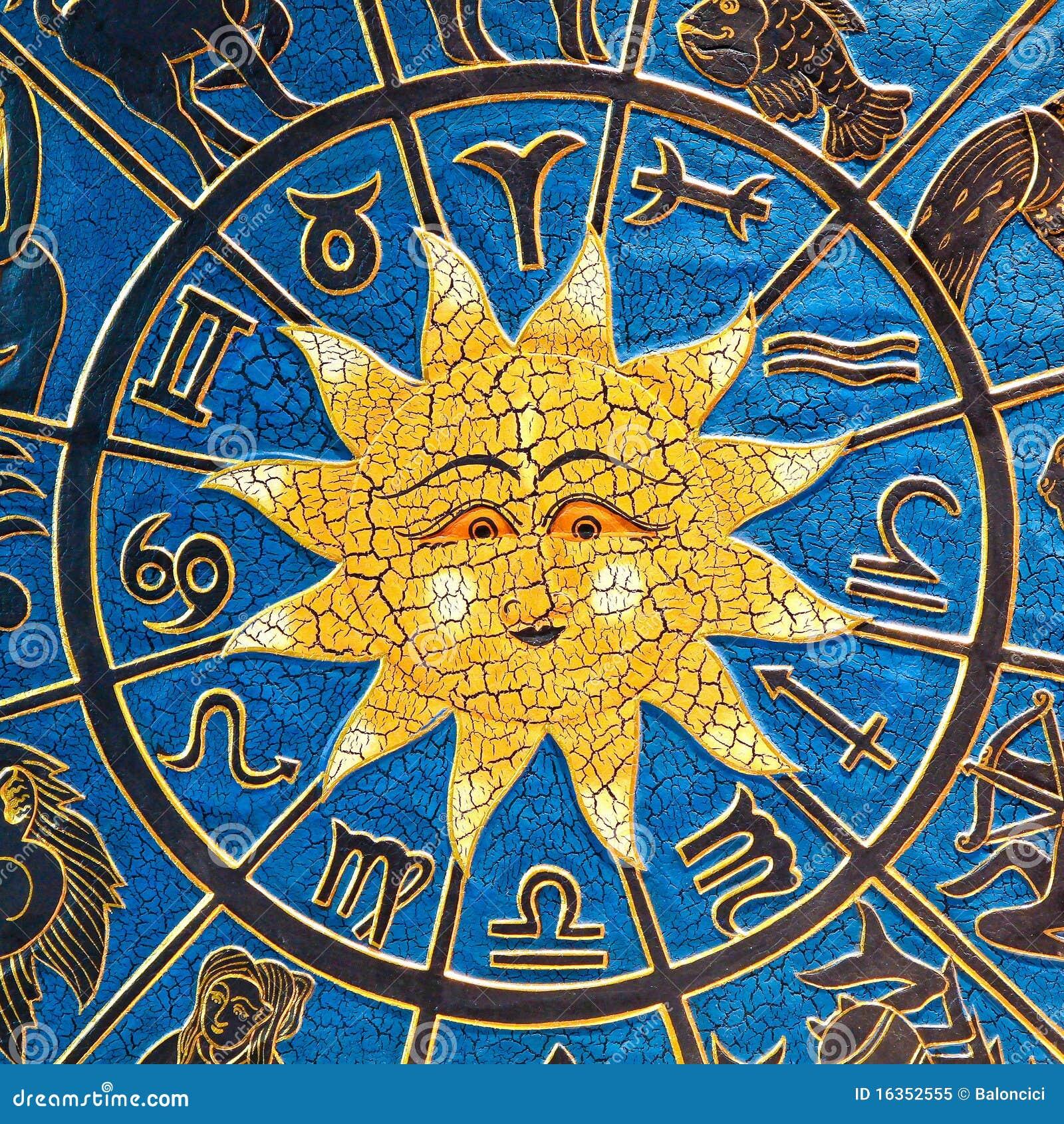 Sol da astrologia
