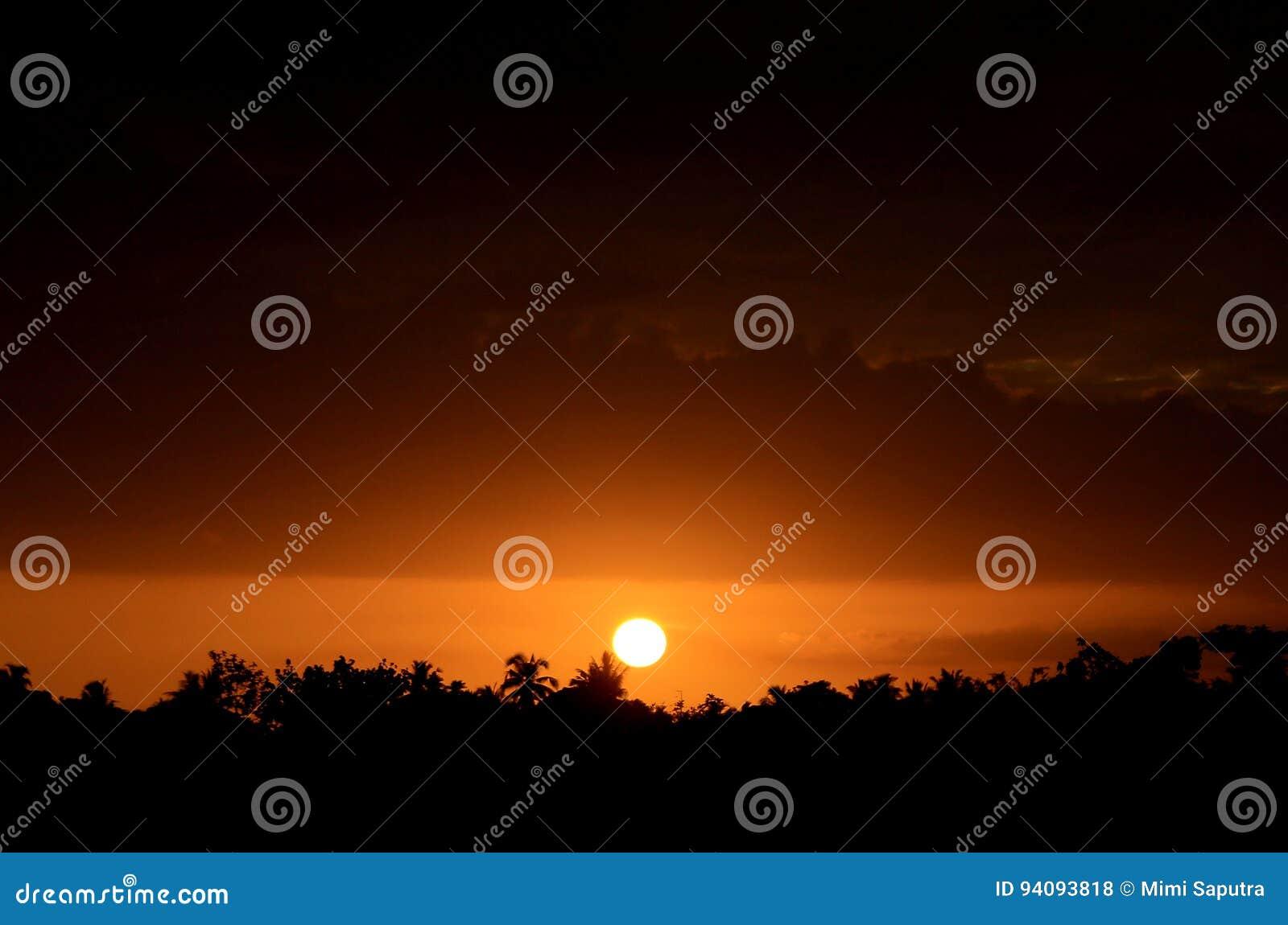Sol da tarde