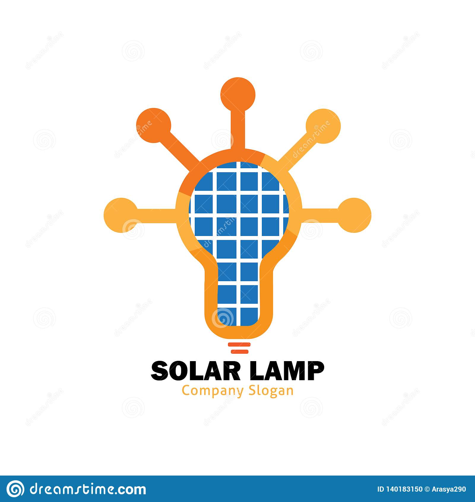 Sol- lamplogo