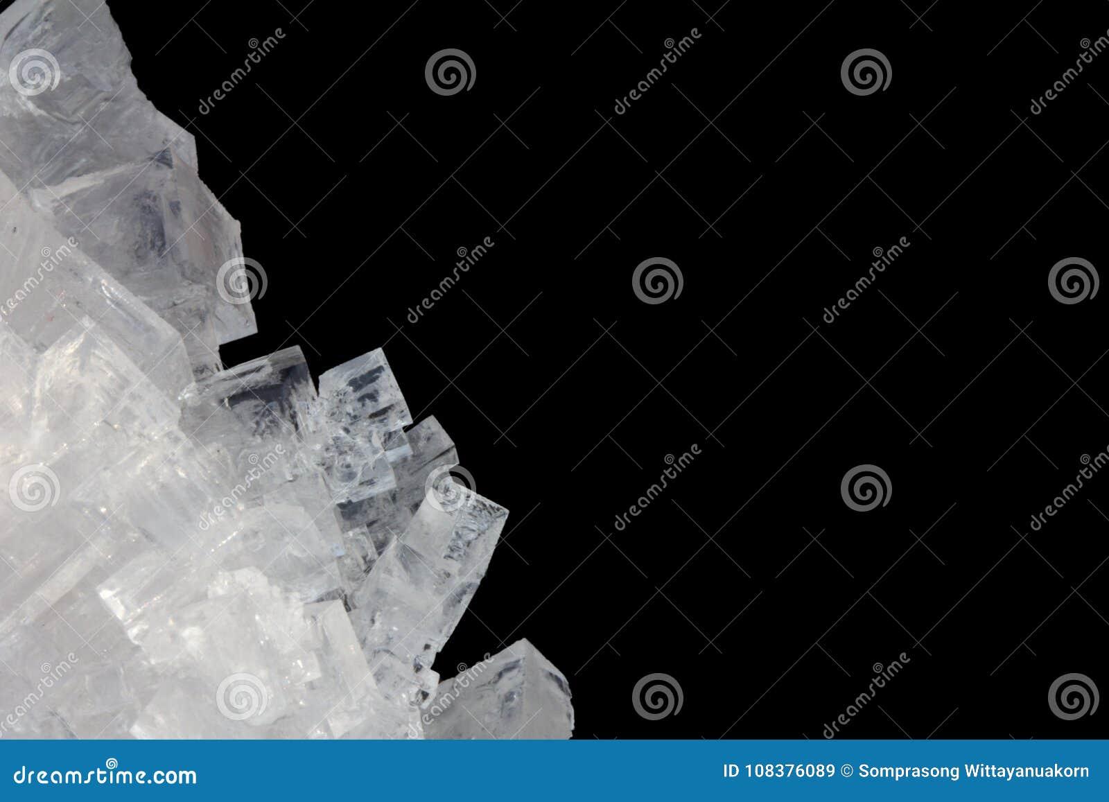 Solankowi biali kryształy