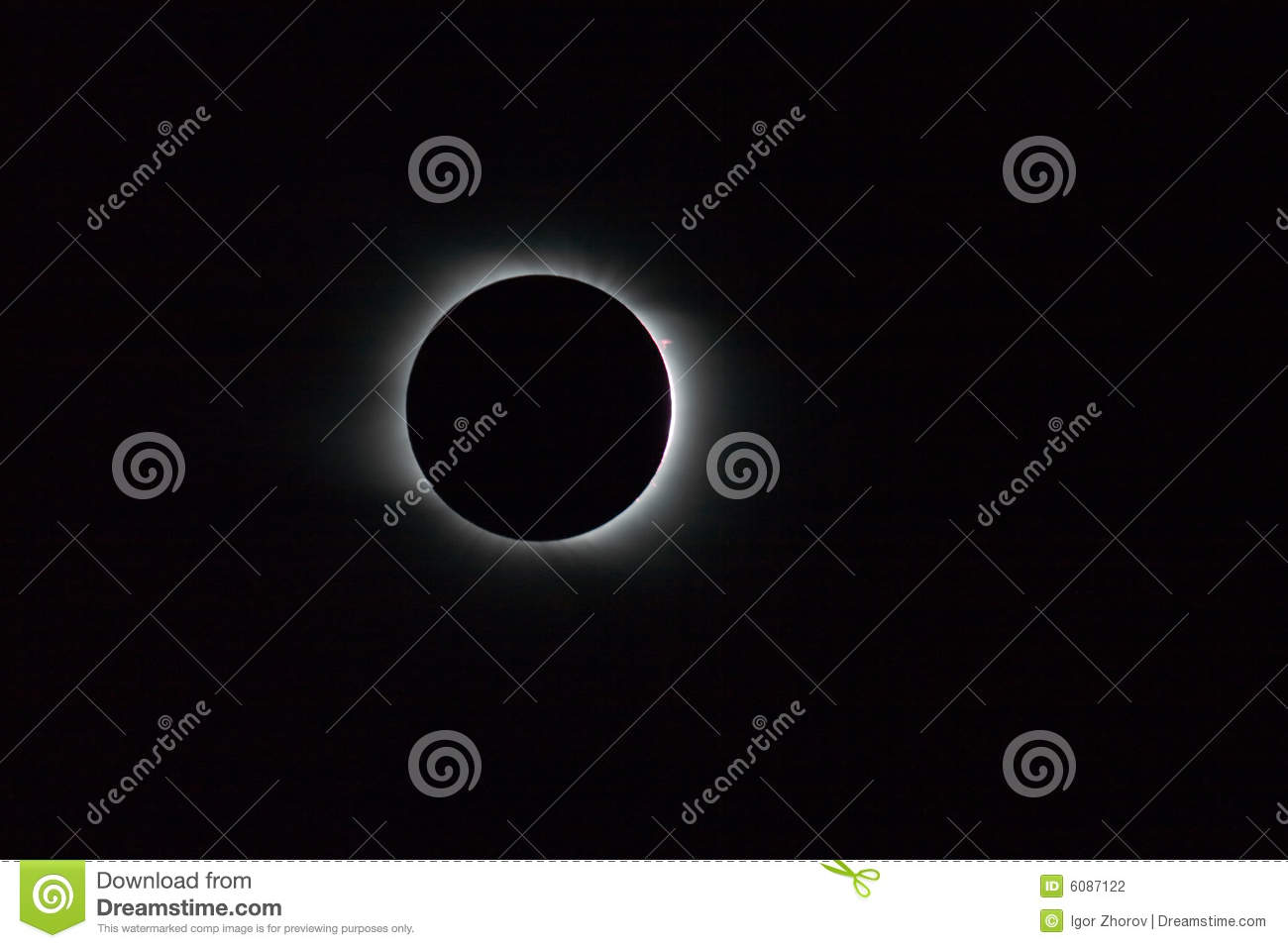 Solar eclipse stock photo  Image of planetery, orbit, astrology