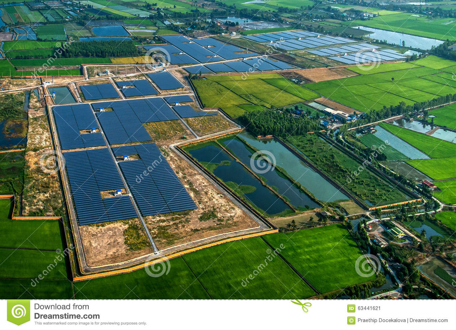 farm solar system - photo #3
