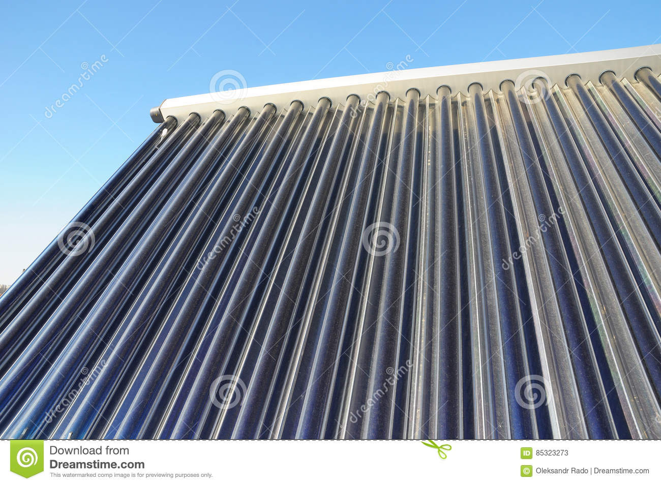 Solar Hot water panels heating. Solar water heating SWH systems use solar panels, called