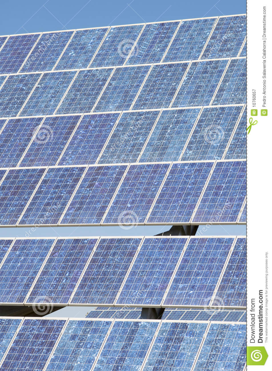 Solar Panel Royalty Free Stock Photography Image 10760657