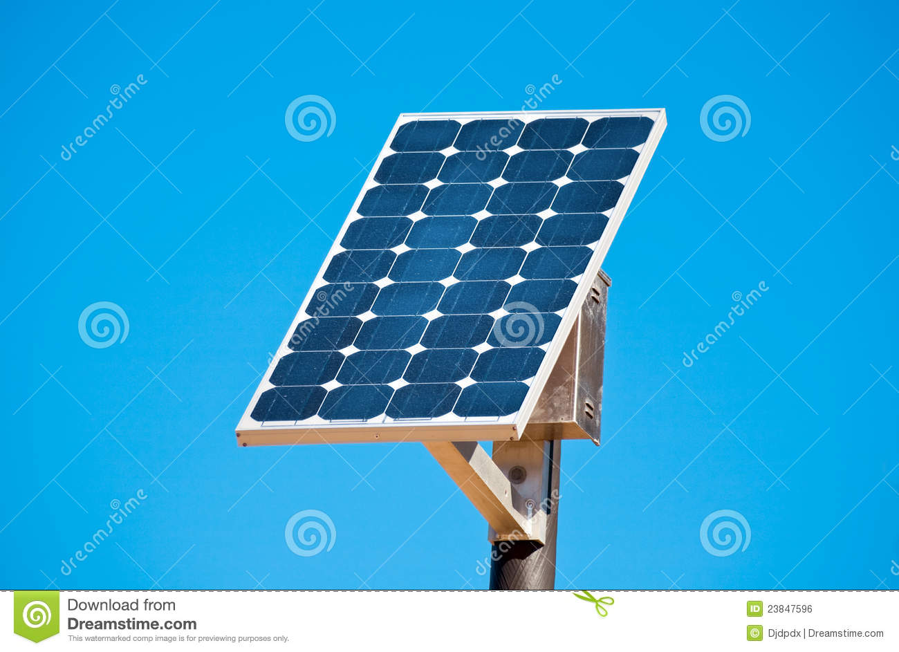 Royalty Free Stock Image Solar Panel Image 23847596