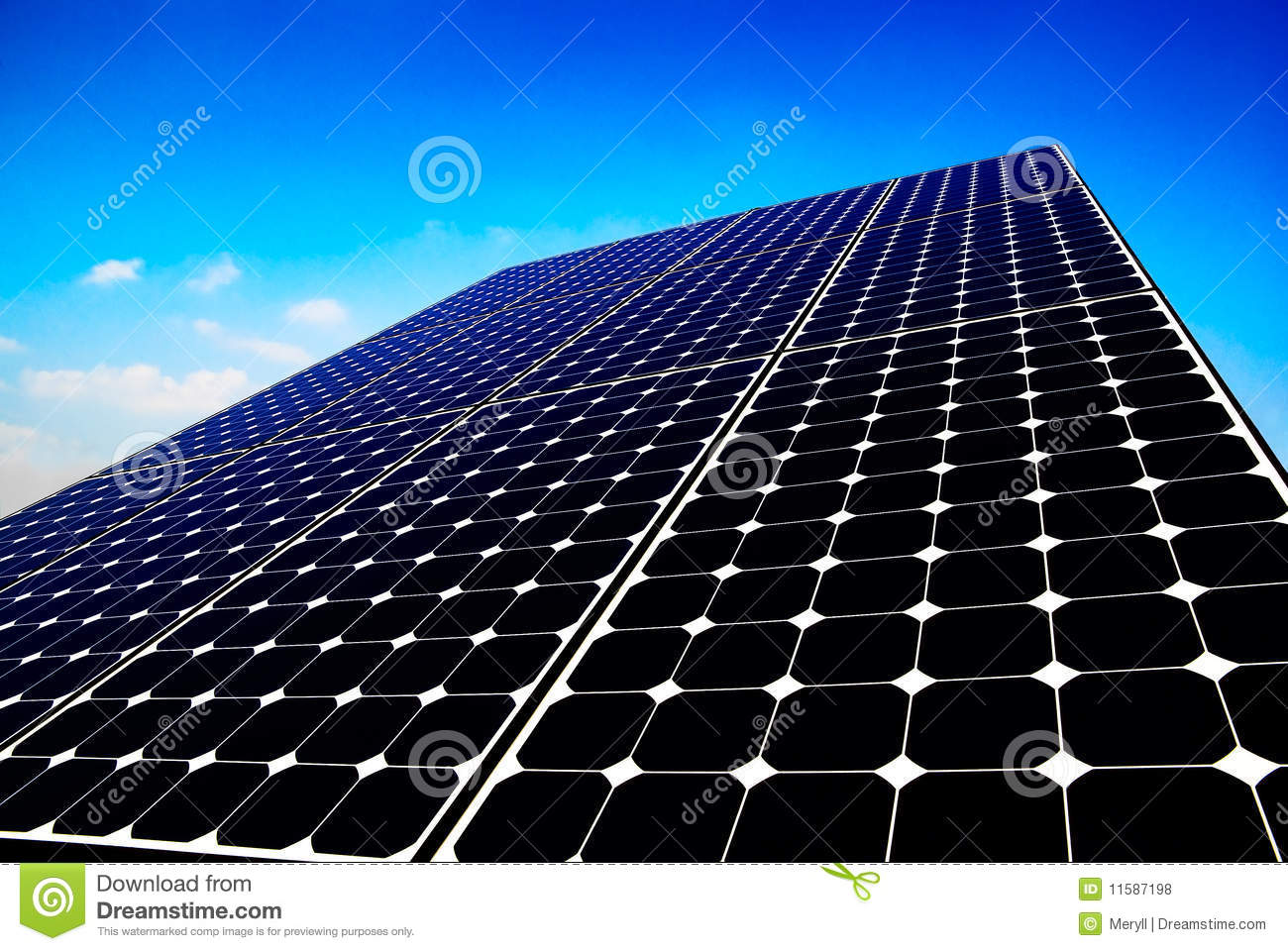 Solar Panel Sun Energy Royalty Free Stock Photos Image