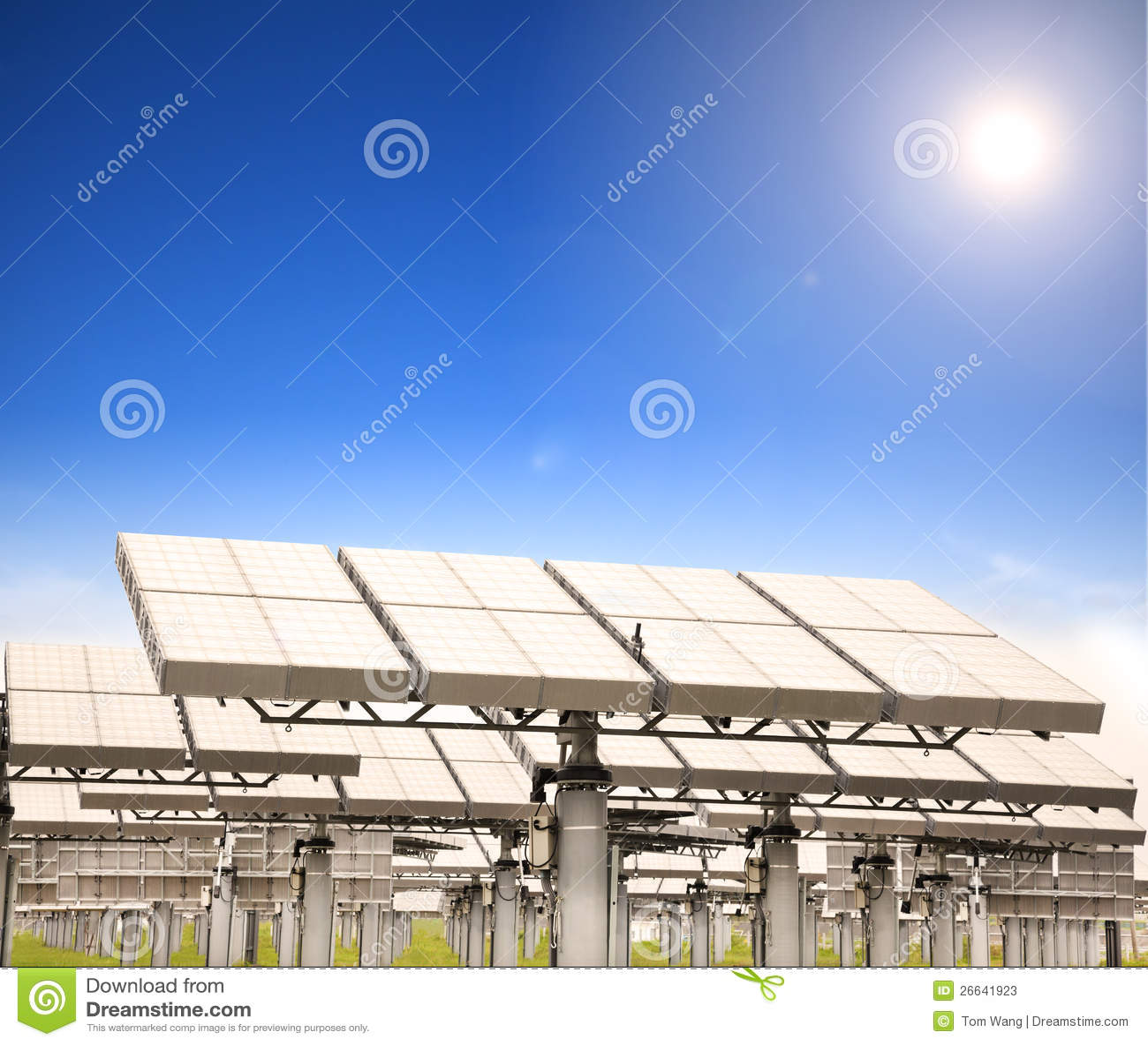 sun tracking solar panel pdf
