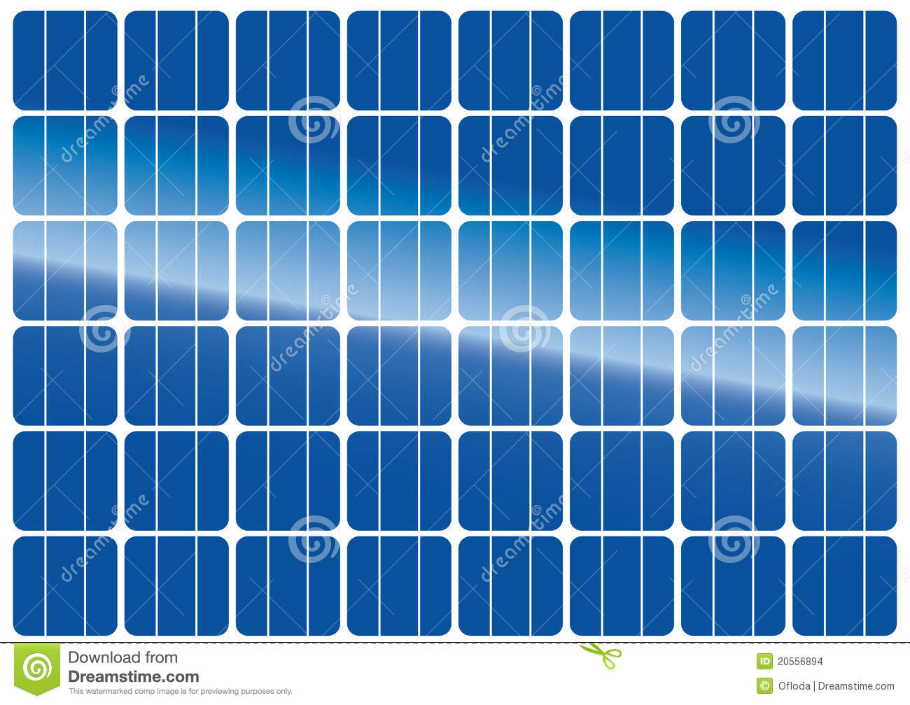Solar Panel Texture Stock Images - Image: 20556894