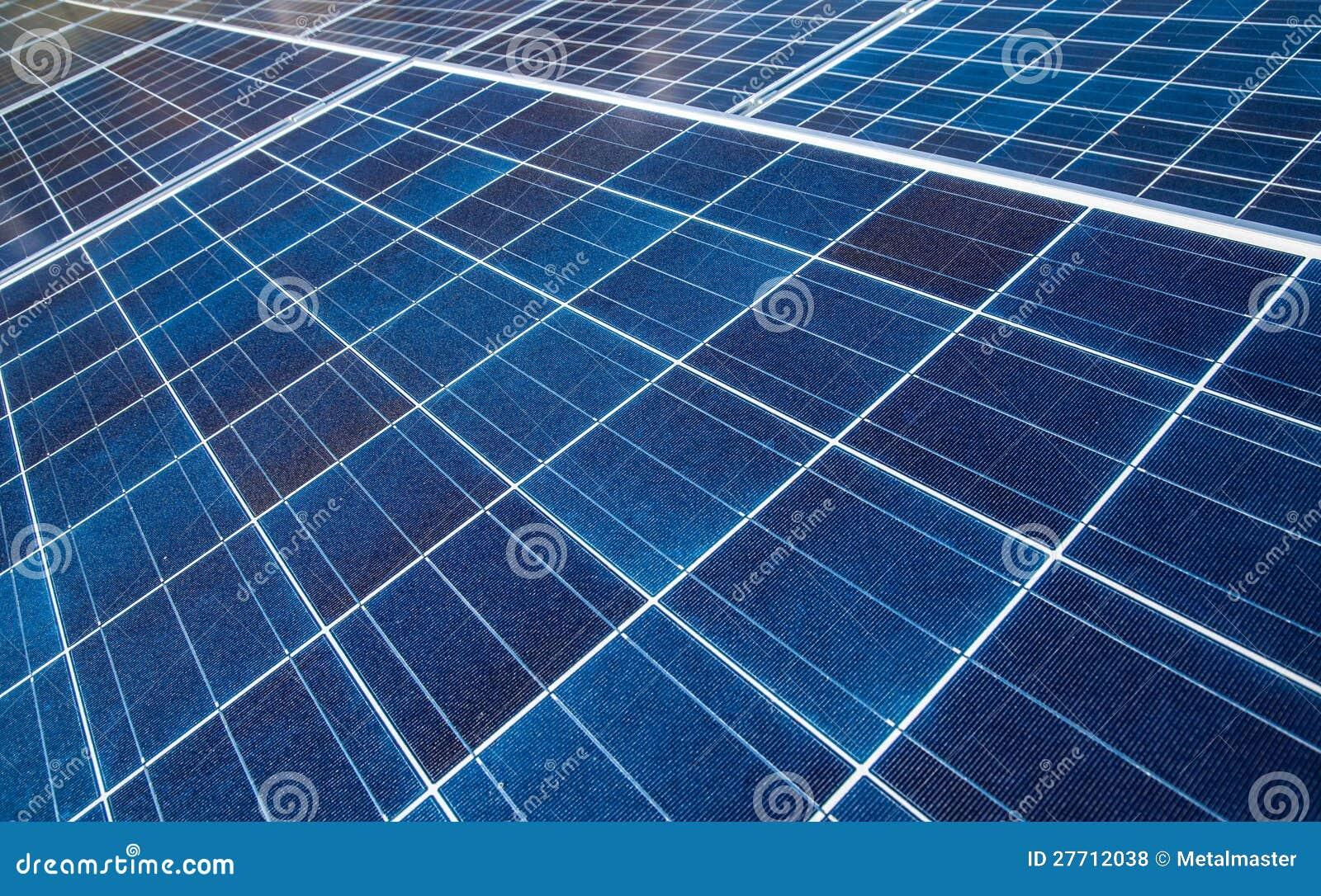 Solar Panels Royalty Free Stock Photos Image 27712038