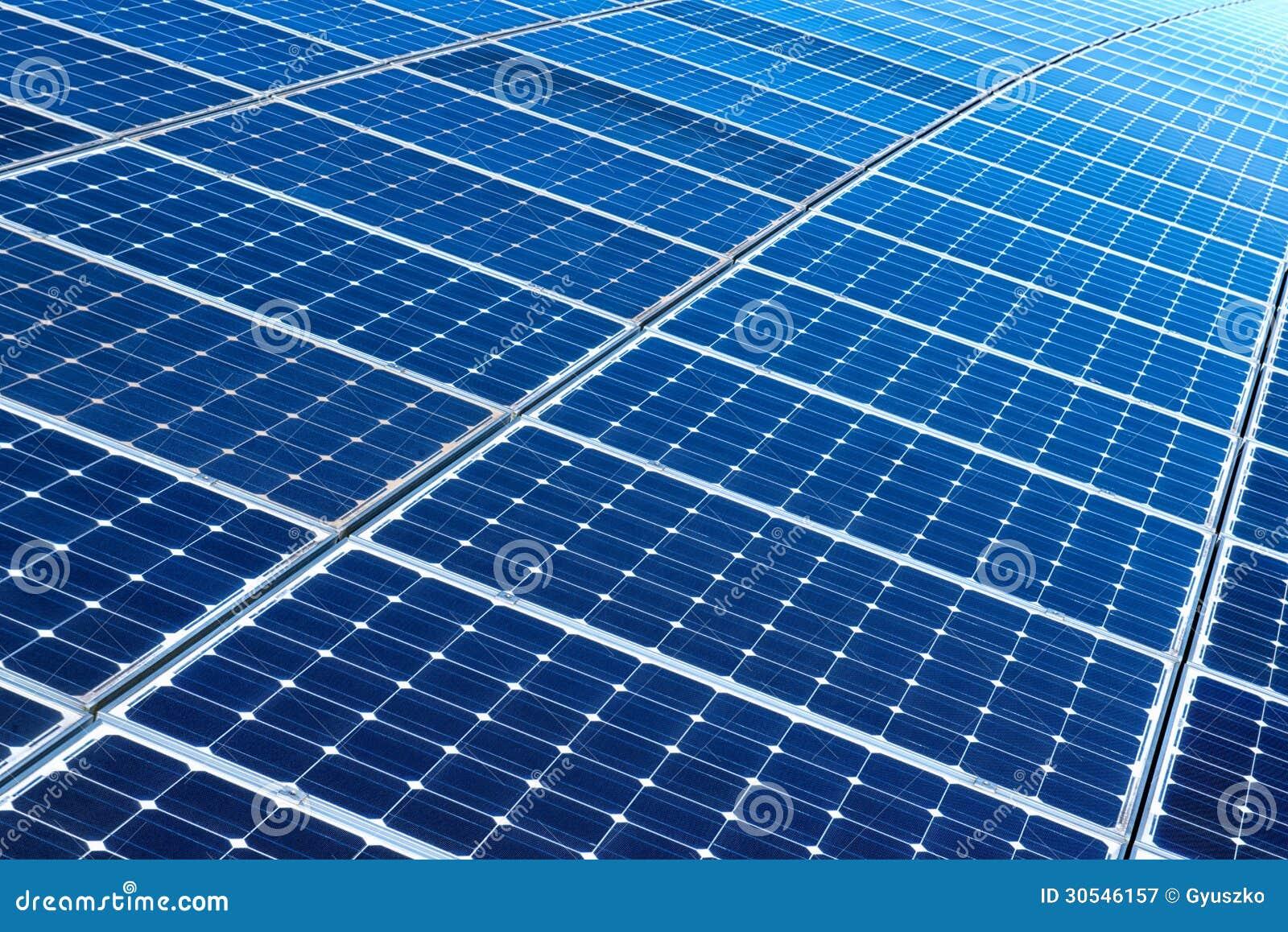 solar panel background - photo #22