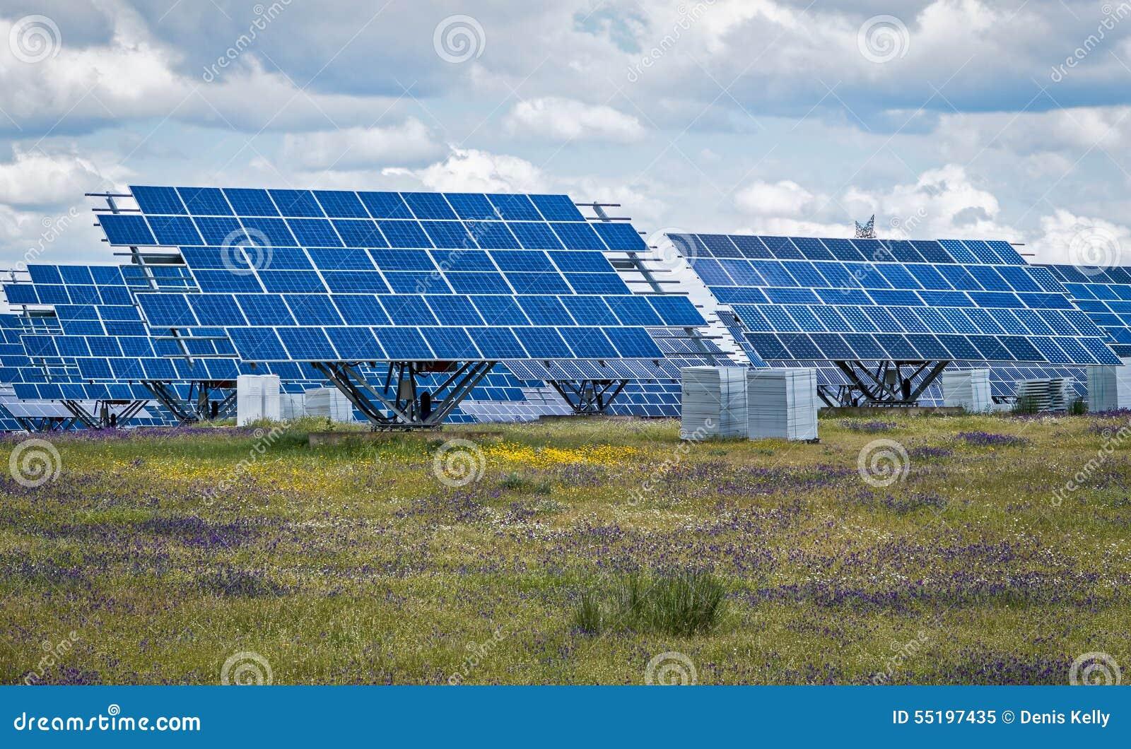 Solar Panels - Green Clean Renewable Energy