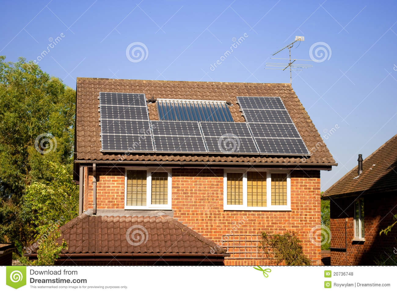 how to sell a house with solar panels