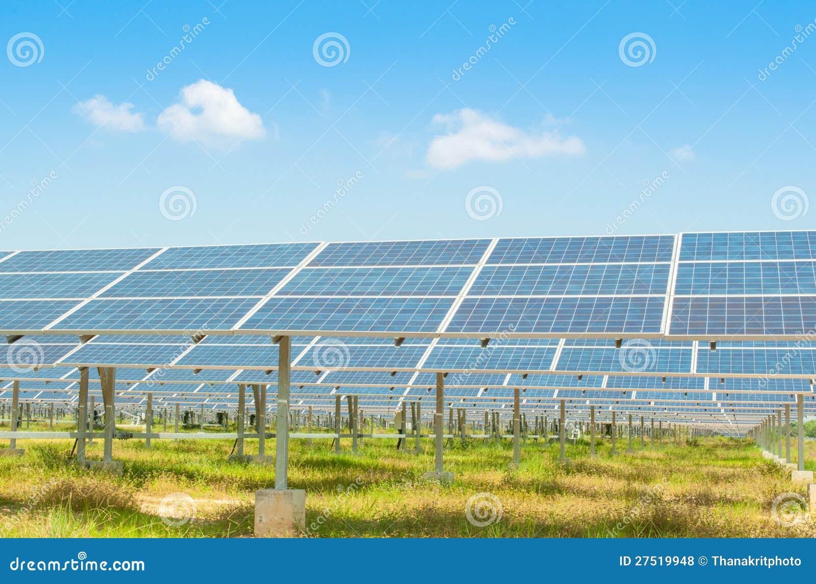 Starting a Solar Farm – Sample Business Plan Template