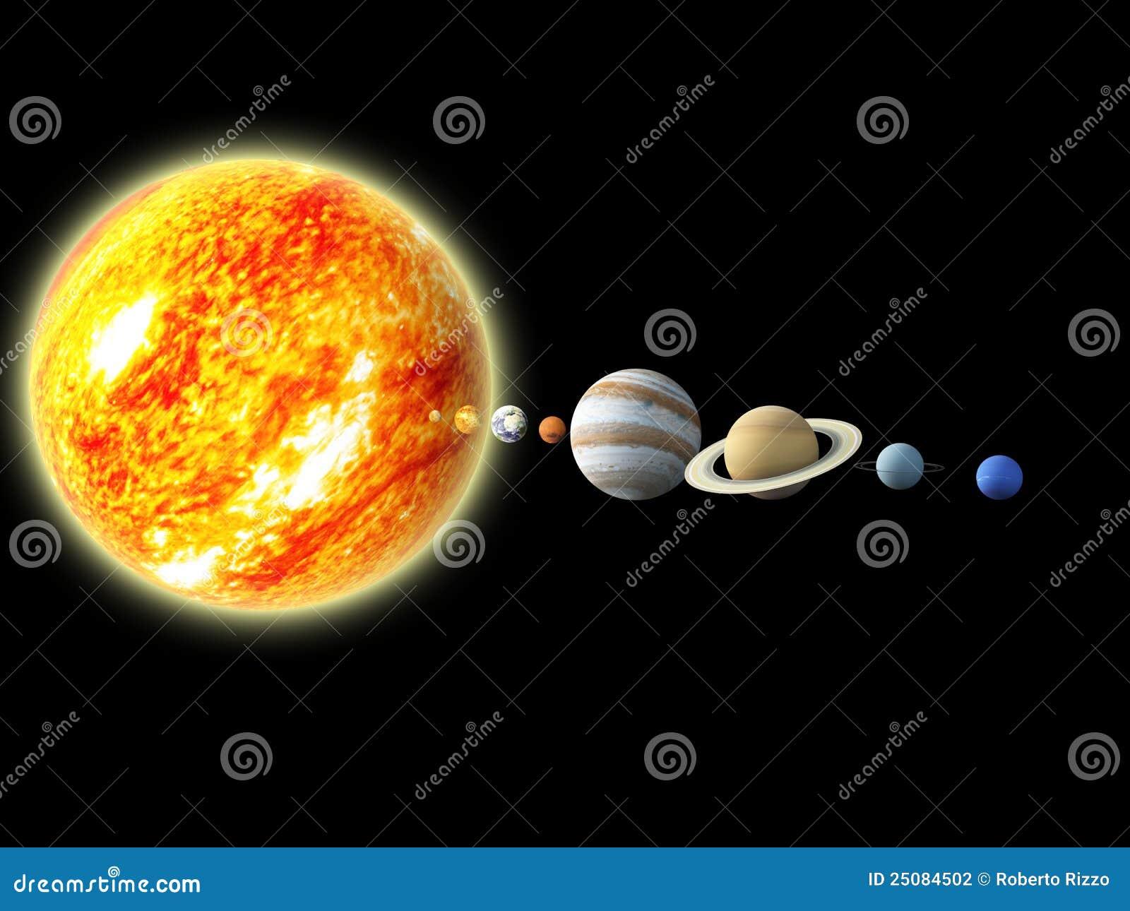 solar system map 3d - photo #1