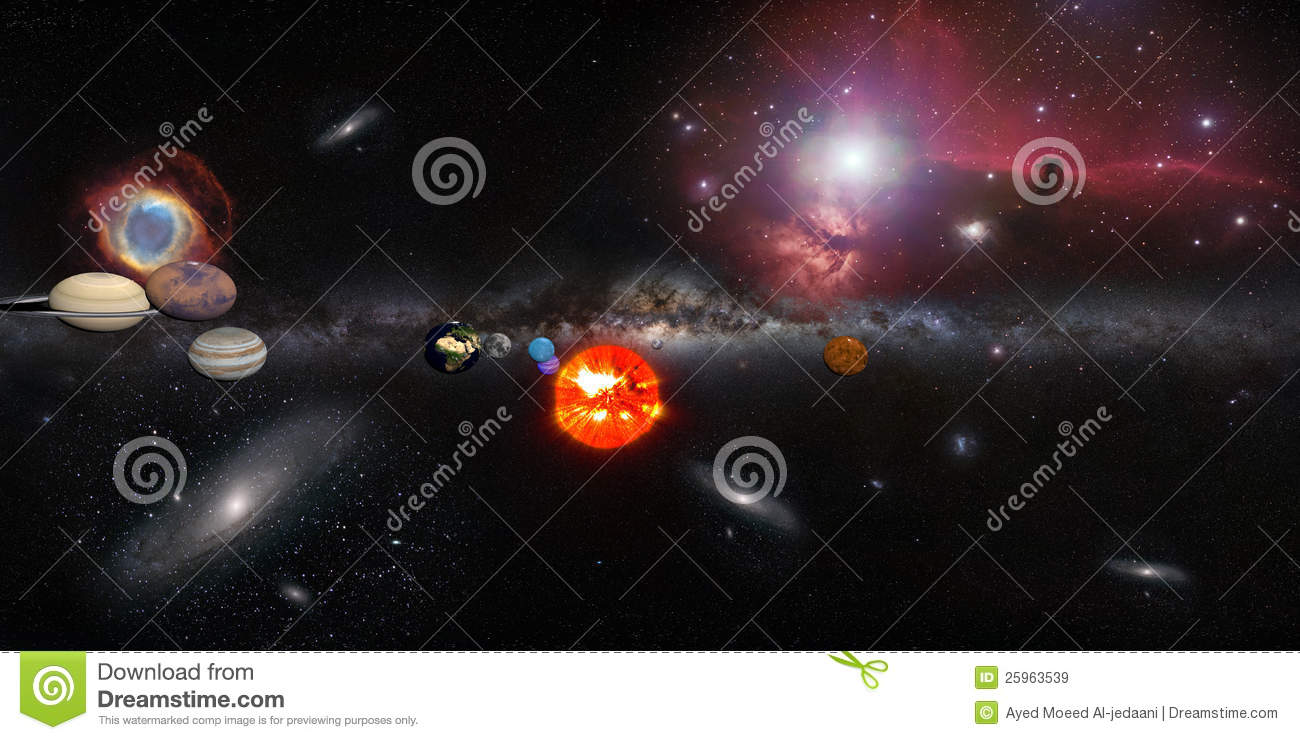 distance of milky way and the solar system - photo #38
